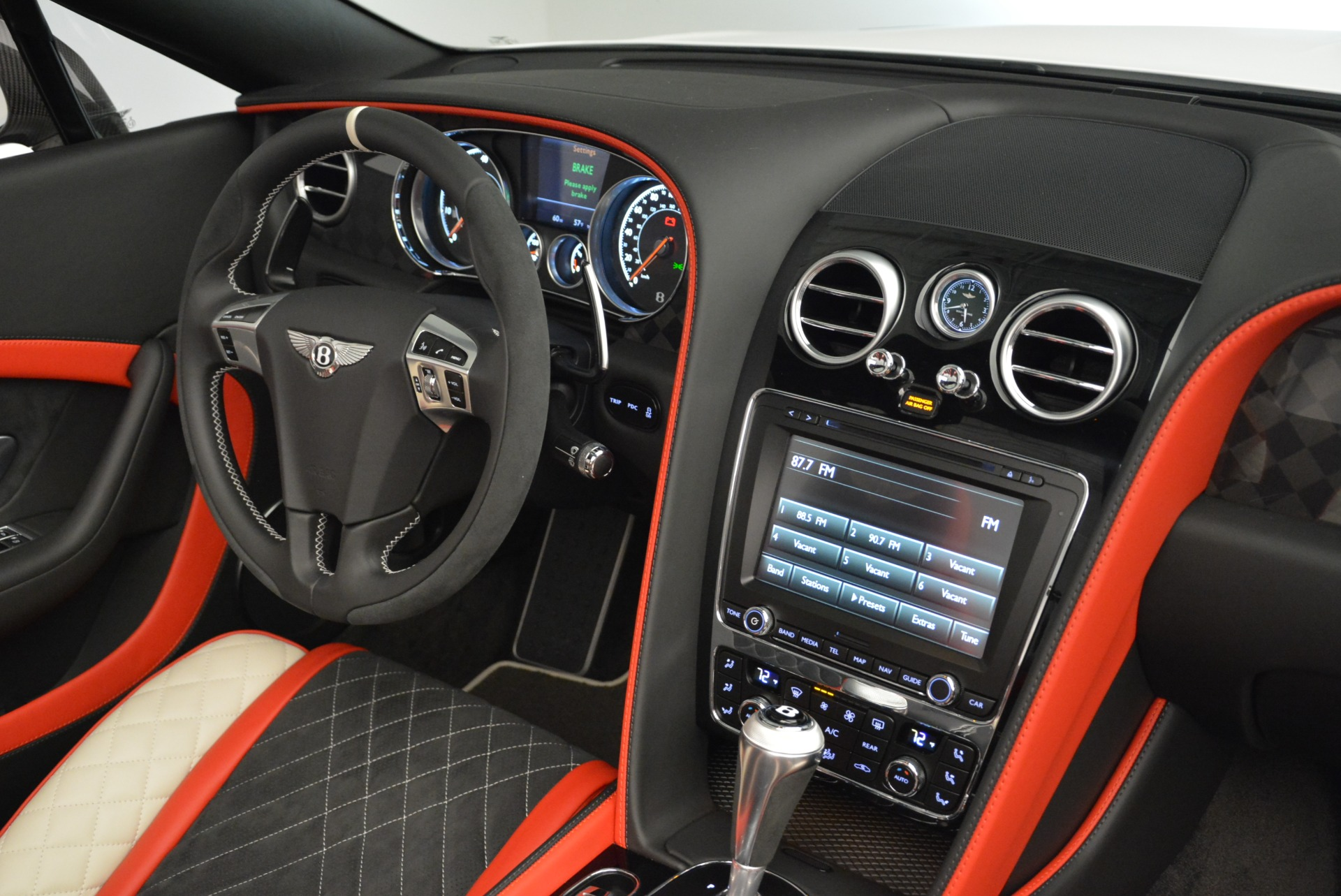 Used 2018 Bentley Continental GT Supersports Convertible For Sale In Greenwich, CT 1875_p30