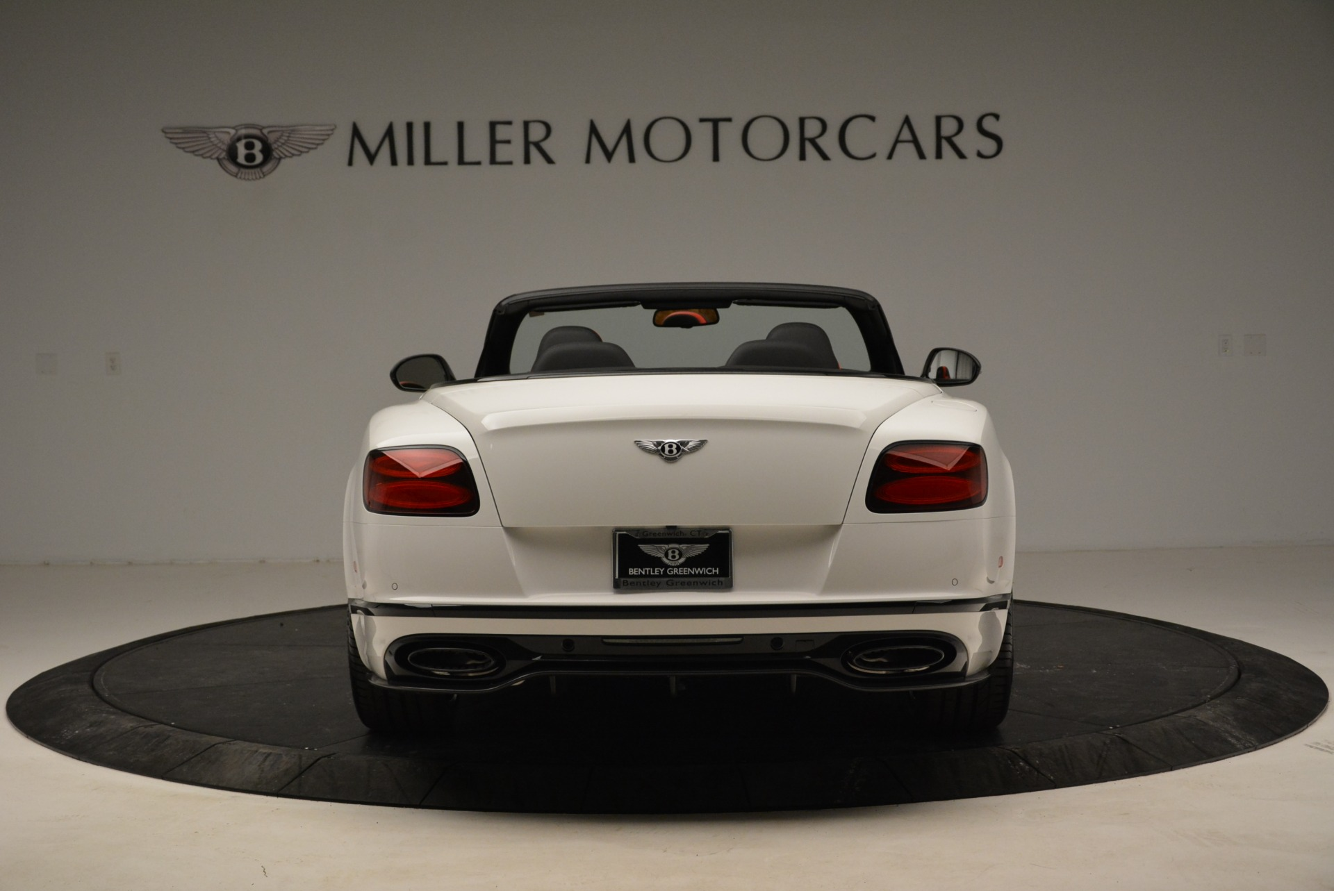 Used 2018 Bentley Continental GT Supersports Convertible For Sale In Greenwich, CT 1875_p6