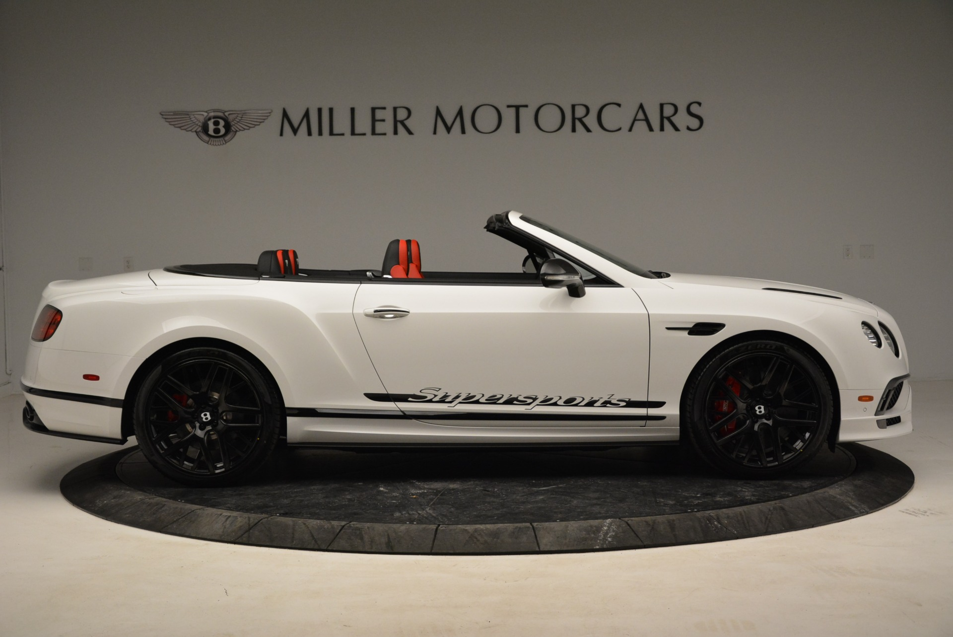 Used 2018 Bentley Continental GT Supersports Convertible For Sale In Greenwich, CT 1875_p9