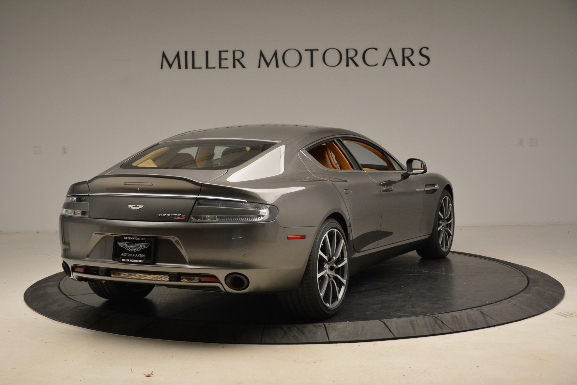 Used 2017 Aston Martin Rapide S Sedan For Sale In Greenwich, CT 1877_p7