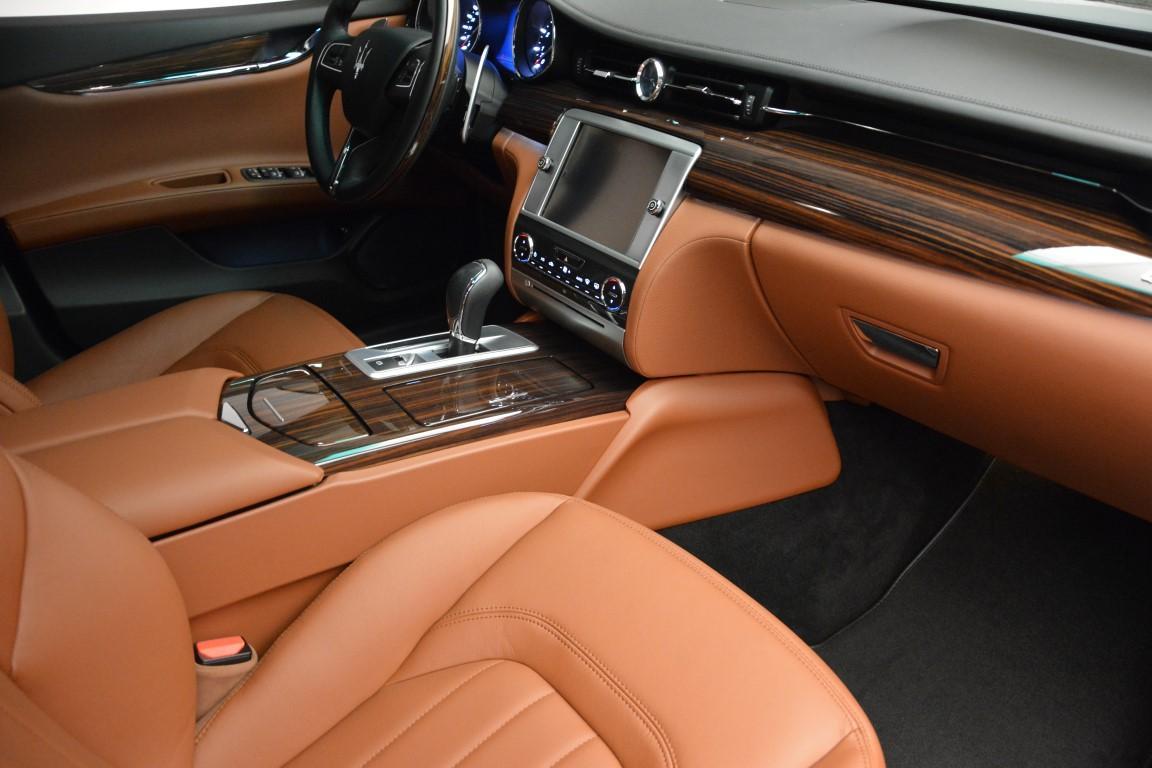 New 2016 Maserati Quattroporte S Q4 For Sale In Greenwich, CT 188_p20