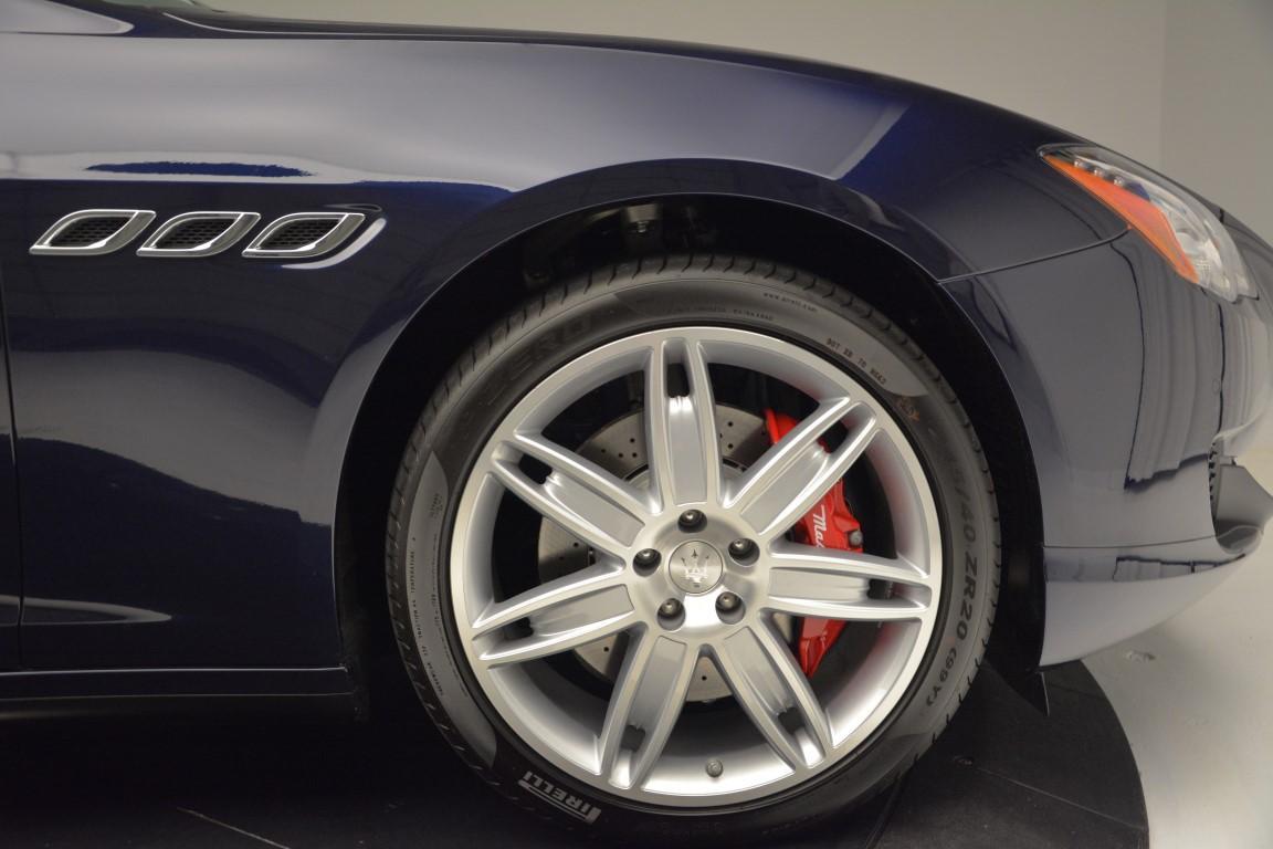 New 2016 Maserati Quattroporte S Q4 For Sale In Greenwich, CT 188_p26