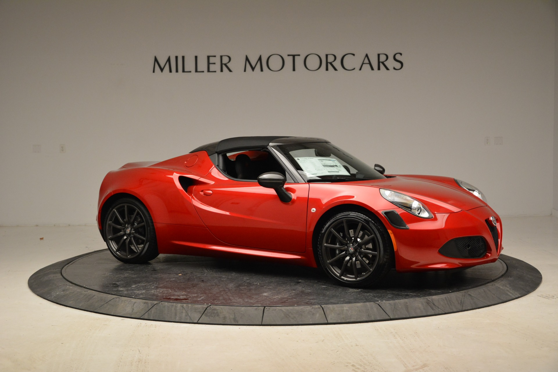 New 2018 Alfa Romeo 4C Spider For Sale In Greenwich, CT 1880_p14