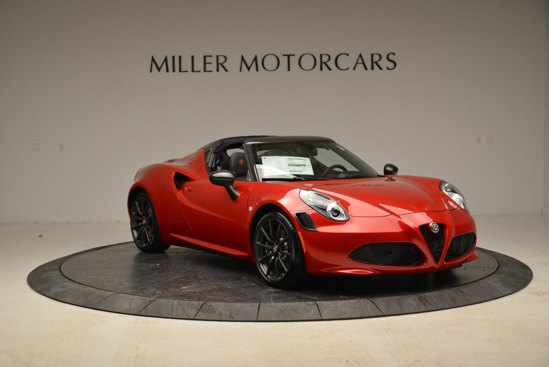 New 2018 Alfa Romeo 4C Spider For Sale In Greenwich, CT 1880_p17