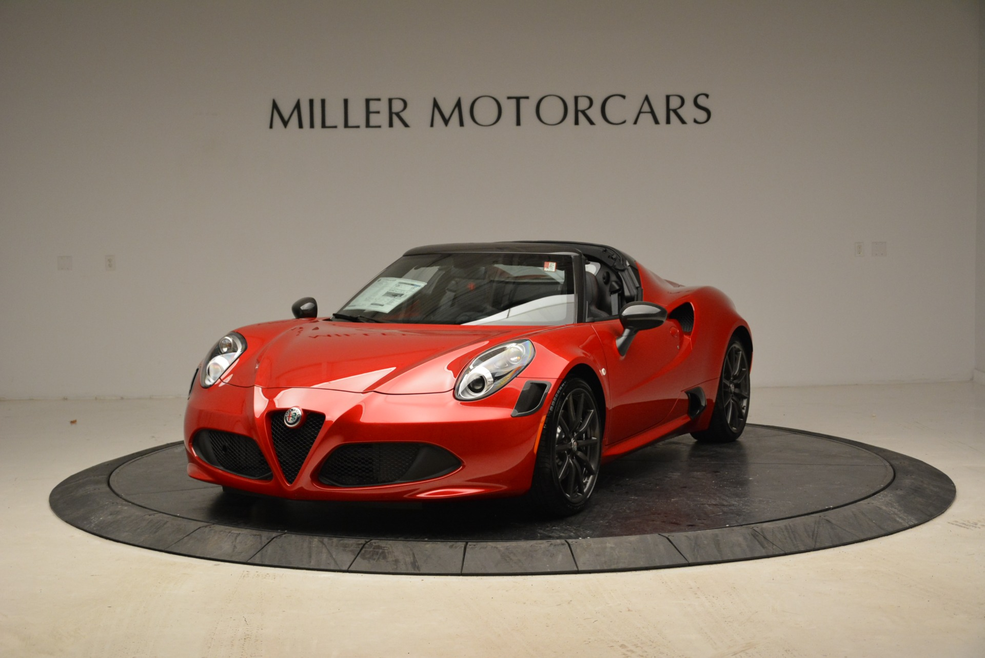 New 2018 Alfa Romeo 4C Spider For Sale In Greenwich, CT 1880_p2