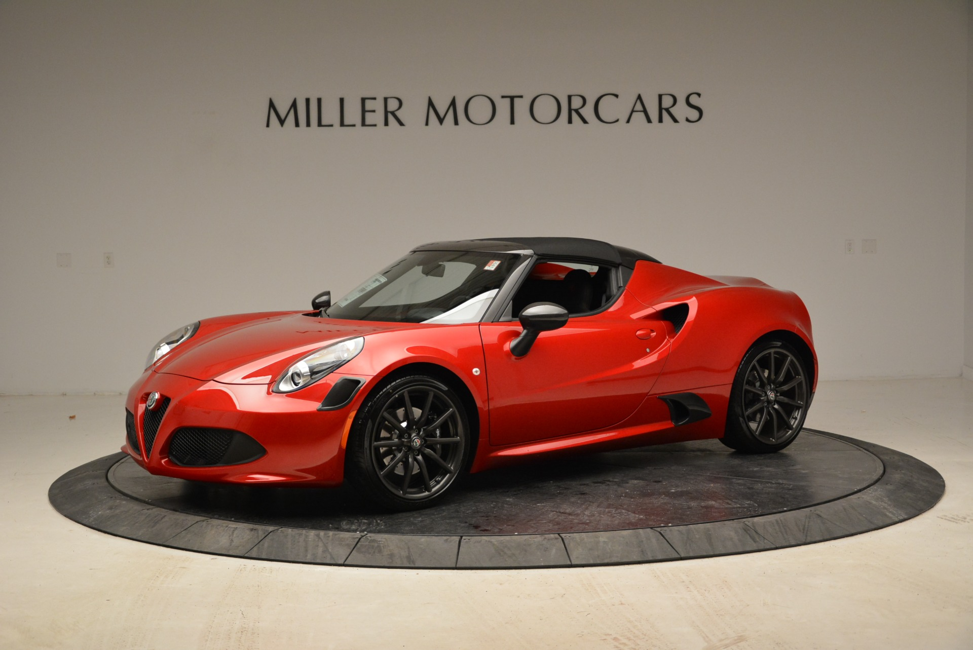 New 2018 Alfa Romeo 4C Spider For Sale In Greenwich, CT 1880_p3