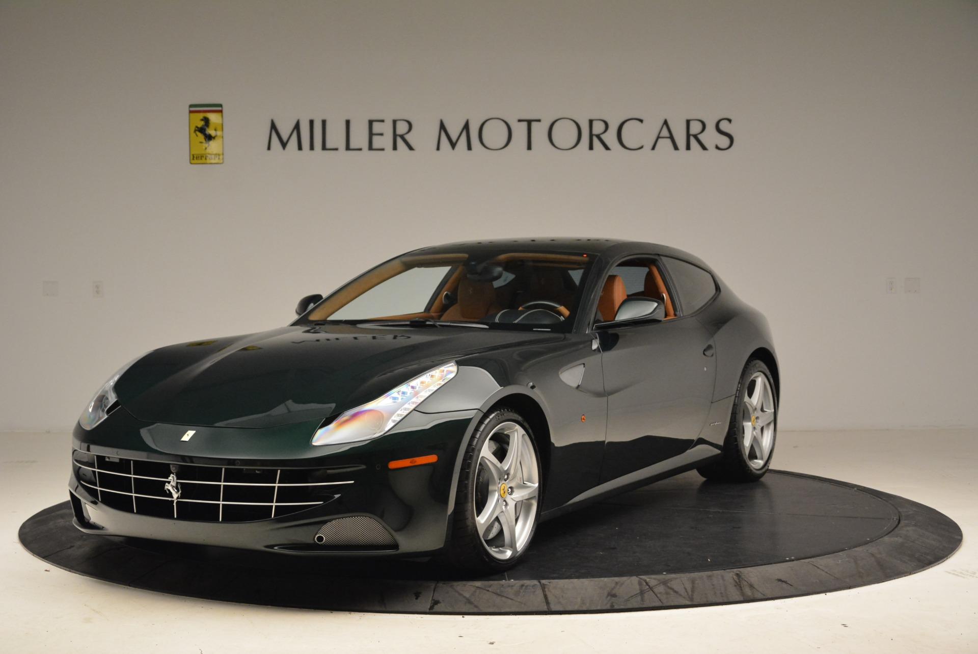 Used 2014 Ferrari FF  For Sale In Greenwich, CT 1882_main