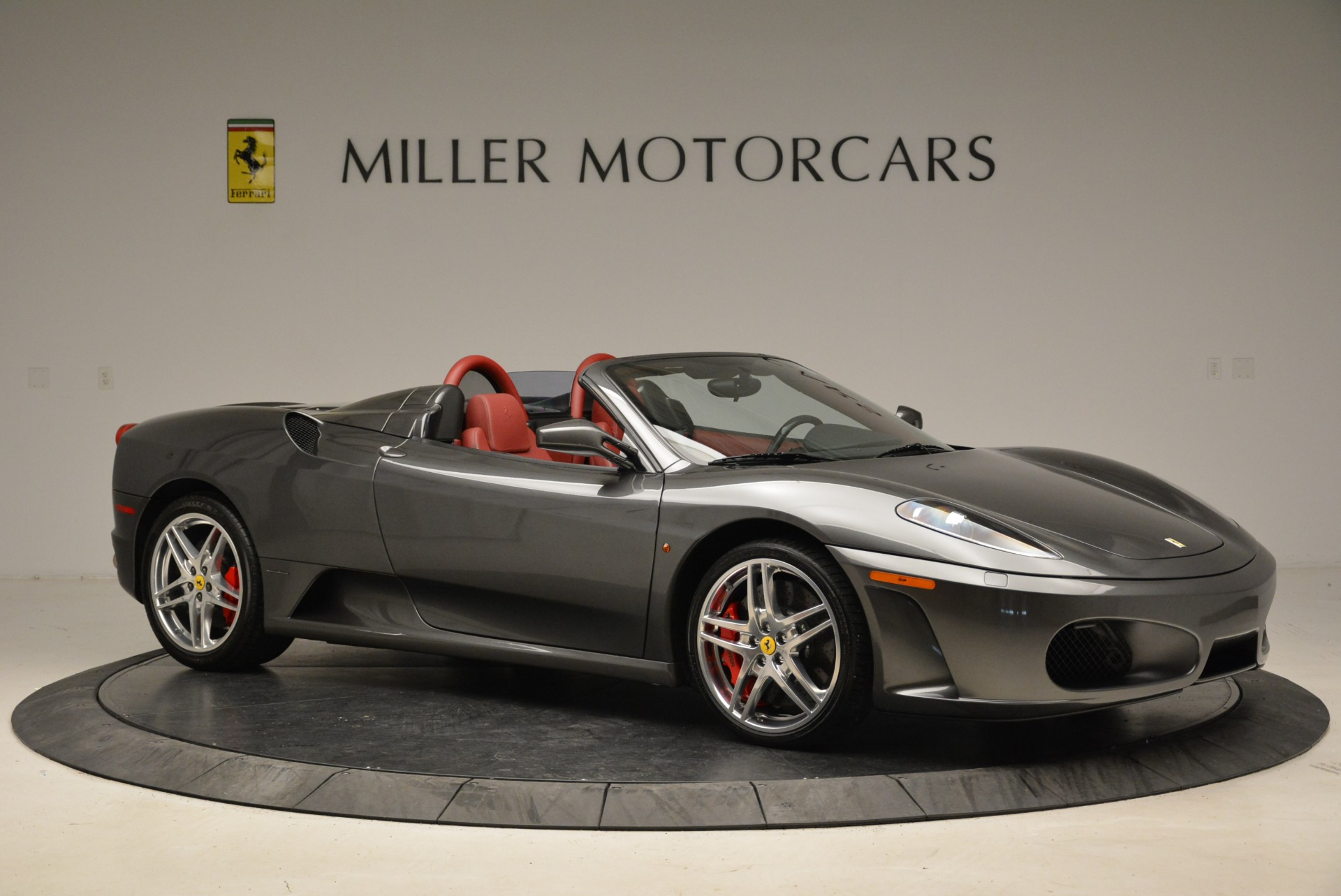 Used 2008 Ferrari F430 Spider  For Sale In Greenwich, CT 1883_p10