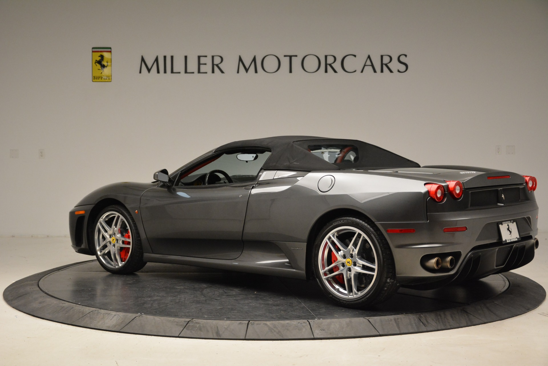 Used 2008 Ferrari F430 Spider  For Sale In Greenwich, CT 1883_p16
