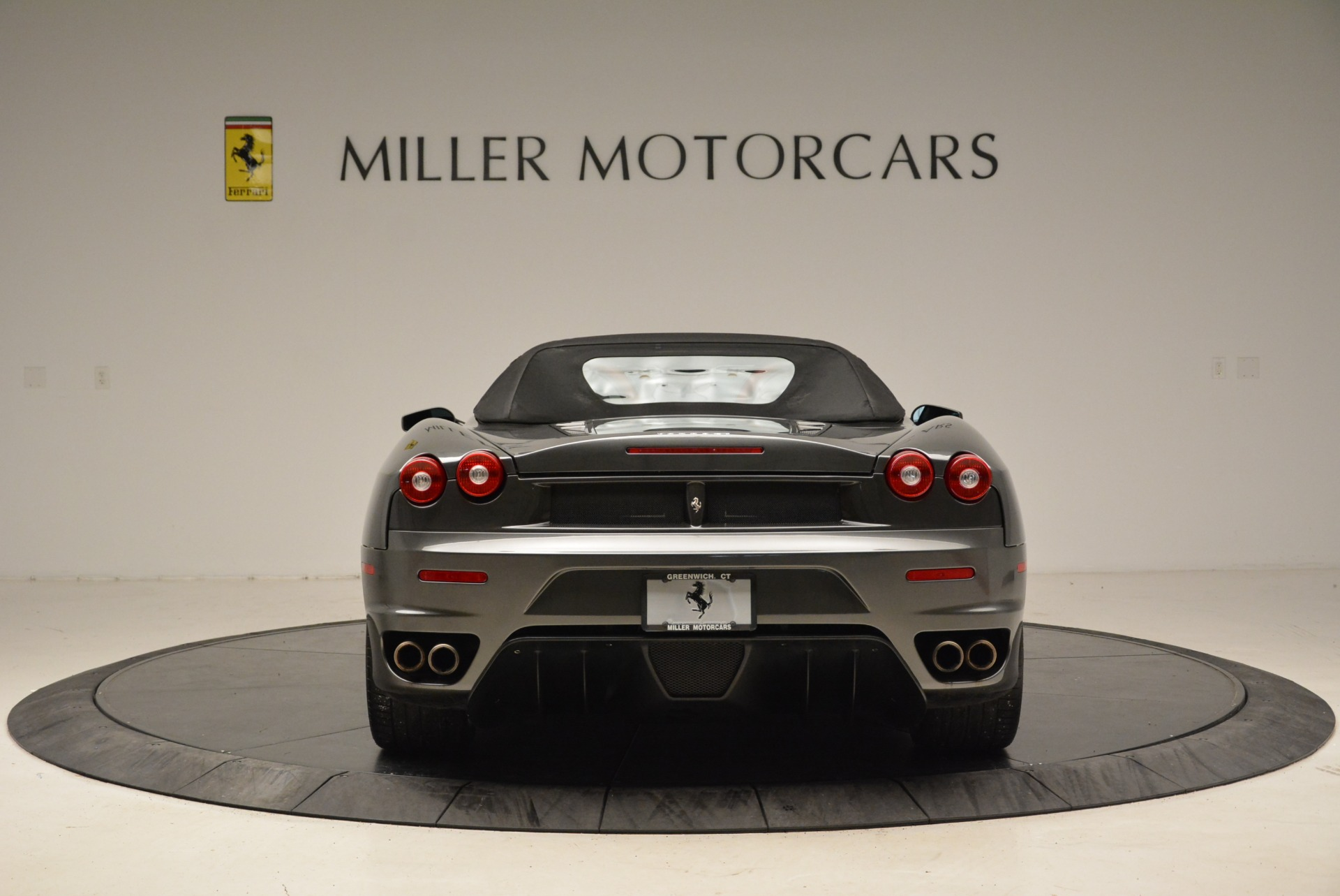 Used 2008 Ferrari F430 Spider  For Sale In Greenwich, CT 1883_p18