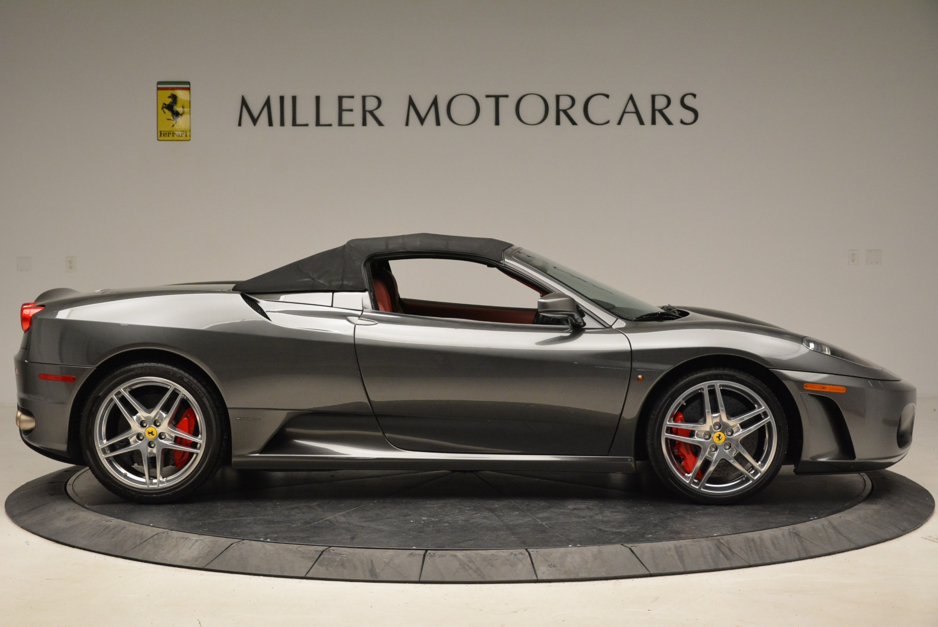 Used 2008 Ferrari F430 Spider  For Sale In Greenwich, CT 1883_p21