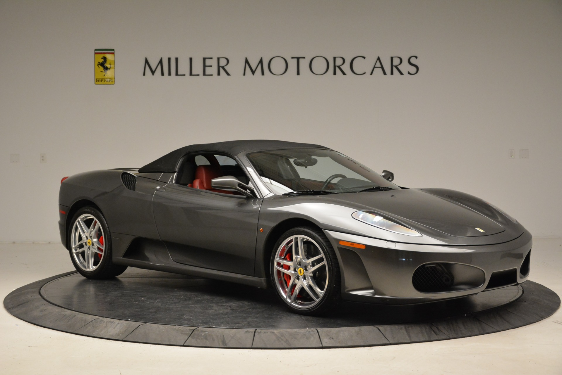 Used 2008 Ferrari F430 Spider  For Sale In Greenwich, CT 1883_p22