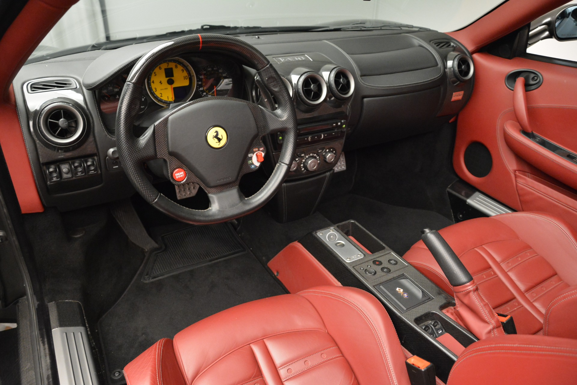 Used 2008 Ferrari F430 Spider  For Sale In Greenwich, CT 1883_p25
