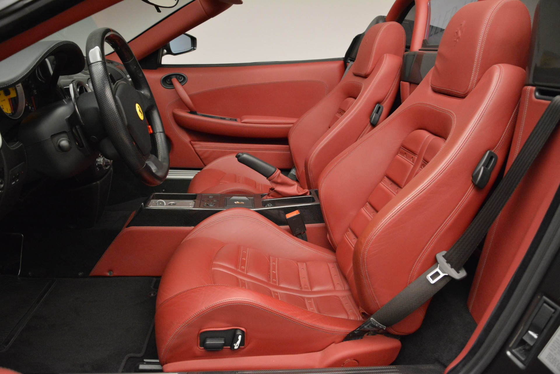 Used 2008 Ferrari F430 Spider  For Sale In Greenwich, CT 1883_p26