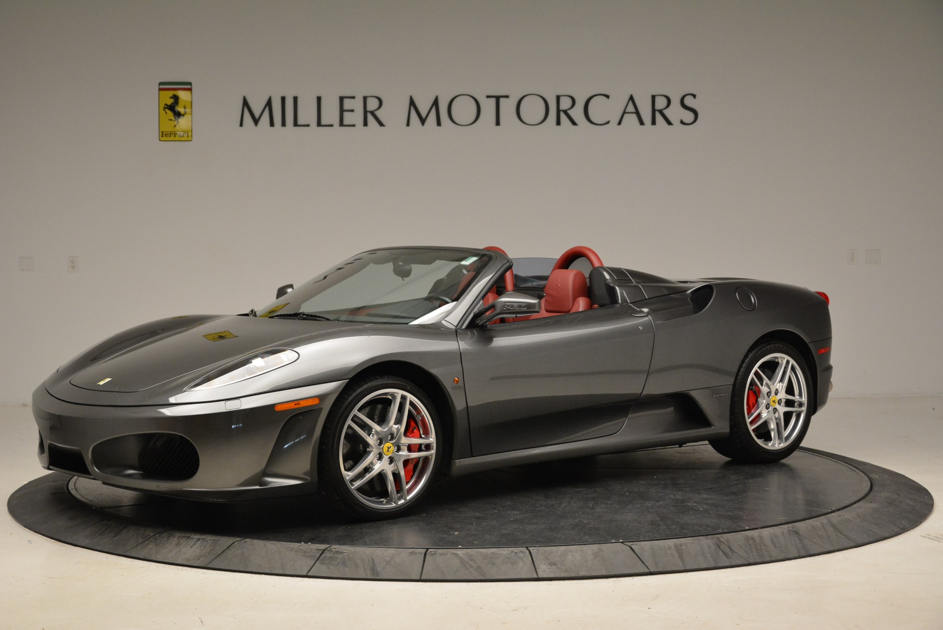 Used 2008 Ferrari F430 Spider  For Sale In Greenwich, CT 1883_p2