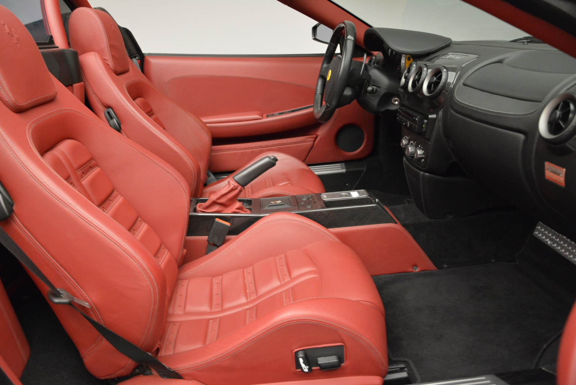 Used 2008 Ferrari F430 Spider  For Sale In Greenwich, CT 1883_p30