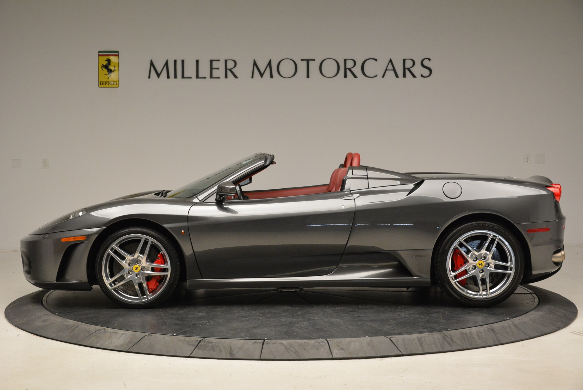 Used 2008 Ferrari F430 Spider  For Sale In Greenwich, CT 1883_p3