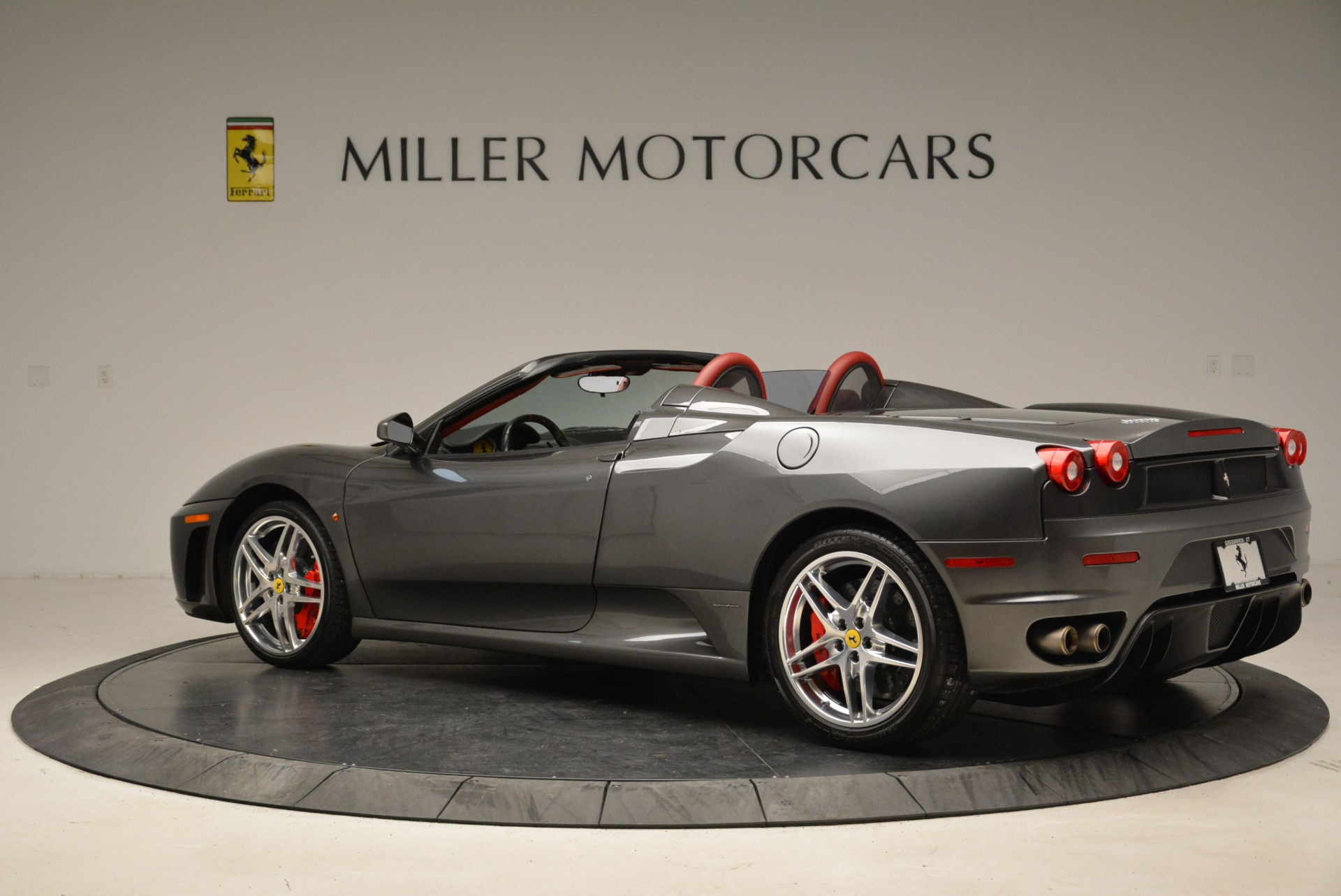 Used 2008 Ferrari F430 Spider  For Sale In Greenwich, CT 1883_p4