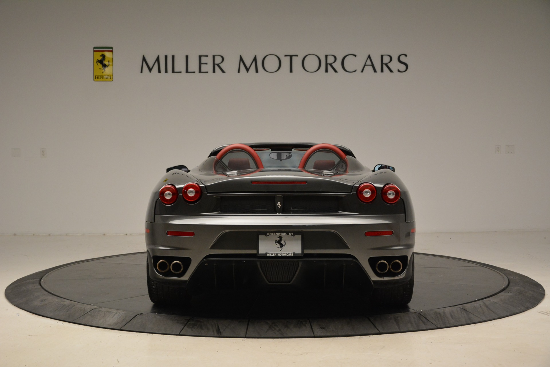 Used 2008 Ferrari F430 Spider  For Sale In Greenwich, CT 1883_p6