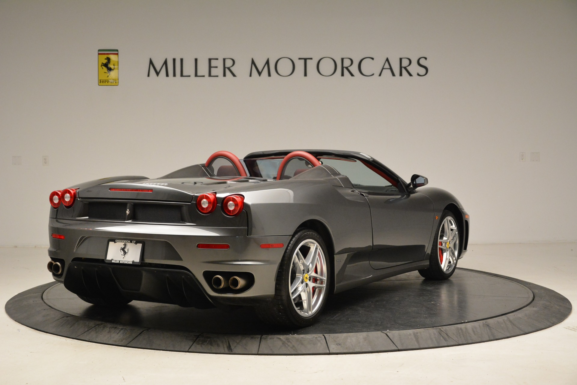 Used 2008 Ferrari F430 Spider  For Sale In Greenwich, CT 1883_p7