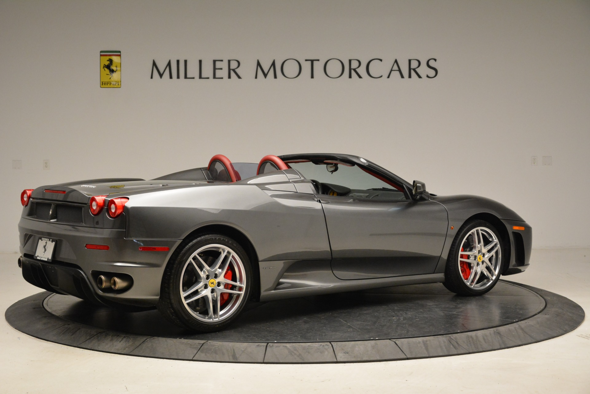 Used 2008 Ferrari F430 Spider  For Sale In Greenwich, CT 1883_p8