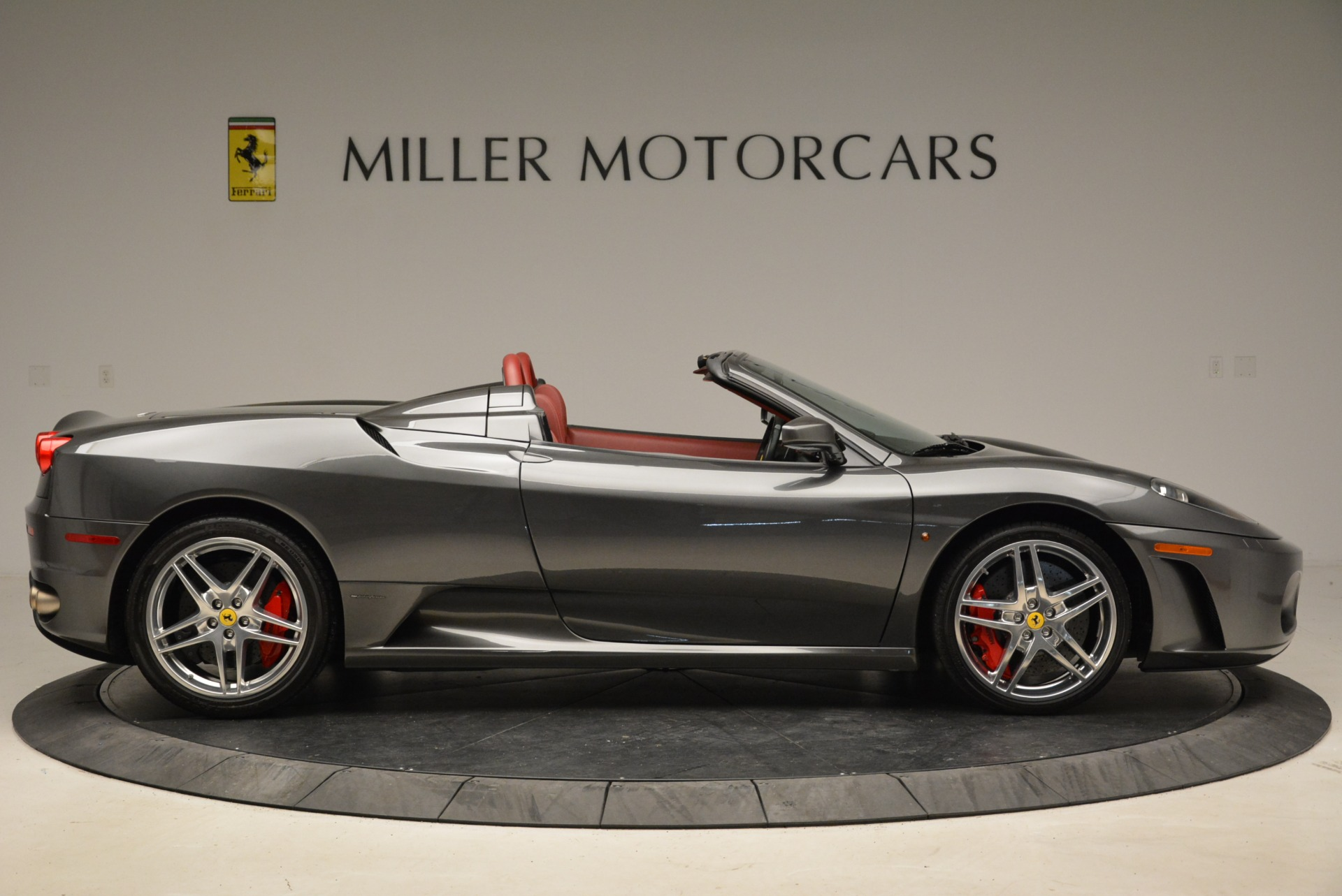 Used 2008 Ferrari F430 Spider  For Sale In Greenwich, CT 1883_p9