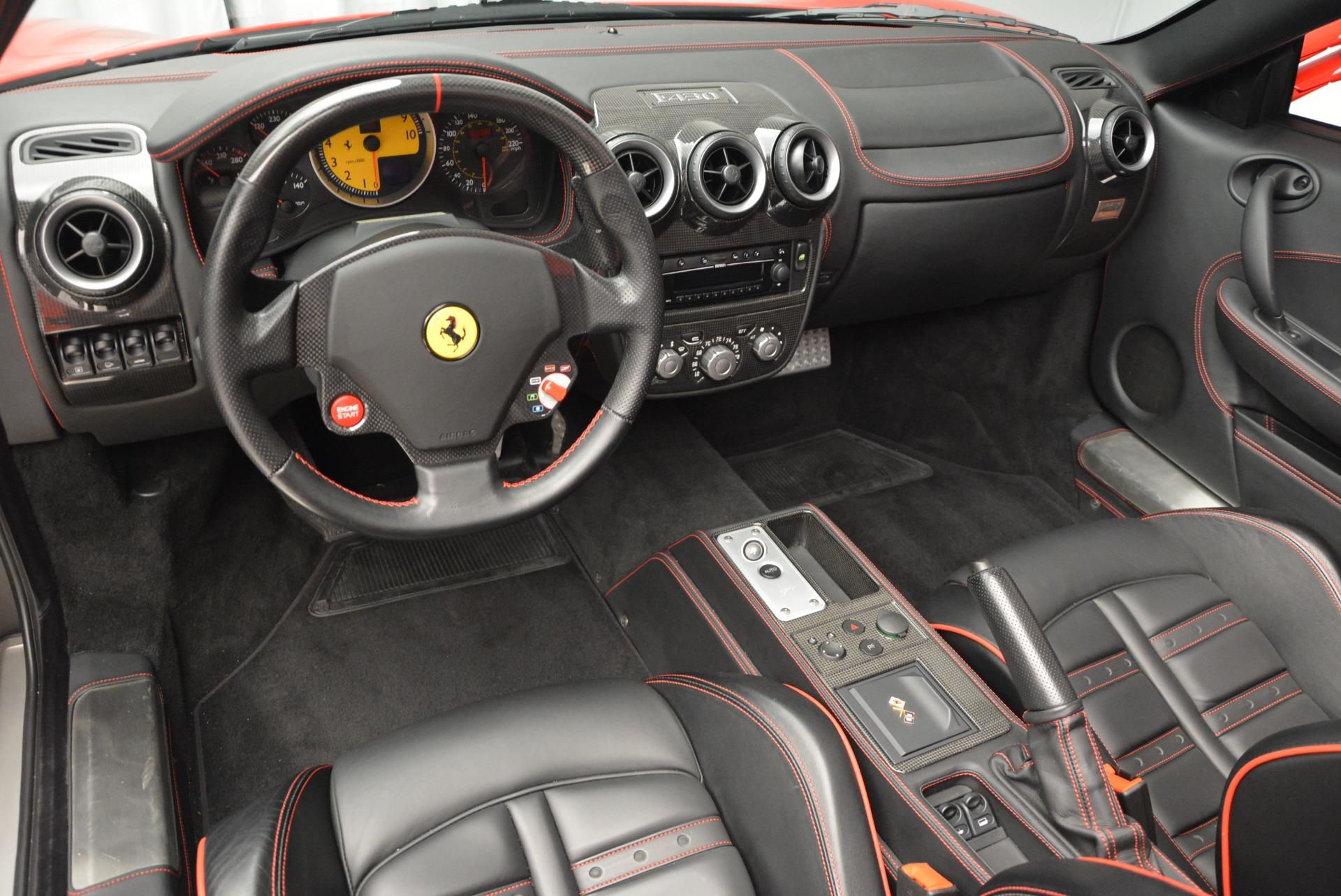 Used 2006 Ferrari F430 SPIDER F1 Spider For Sale In Greenwich, CT 1884_p25