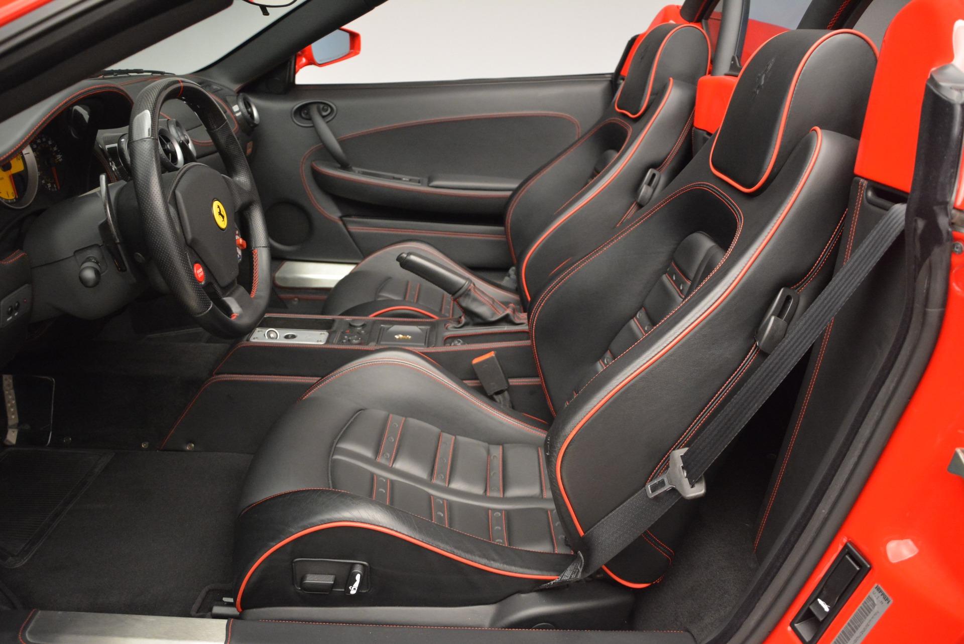 Used 2006 Ferrari F430 SPIDER F1 Spider For Sale In Greenwich, CT 1884_p26