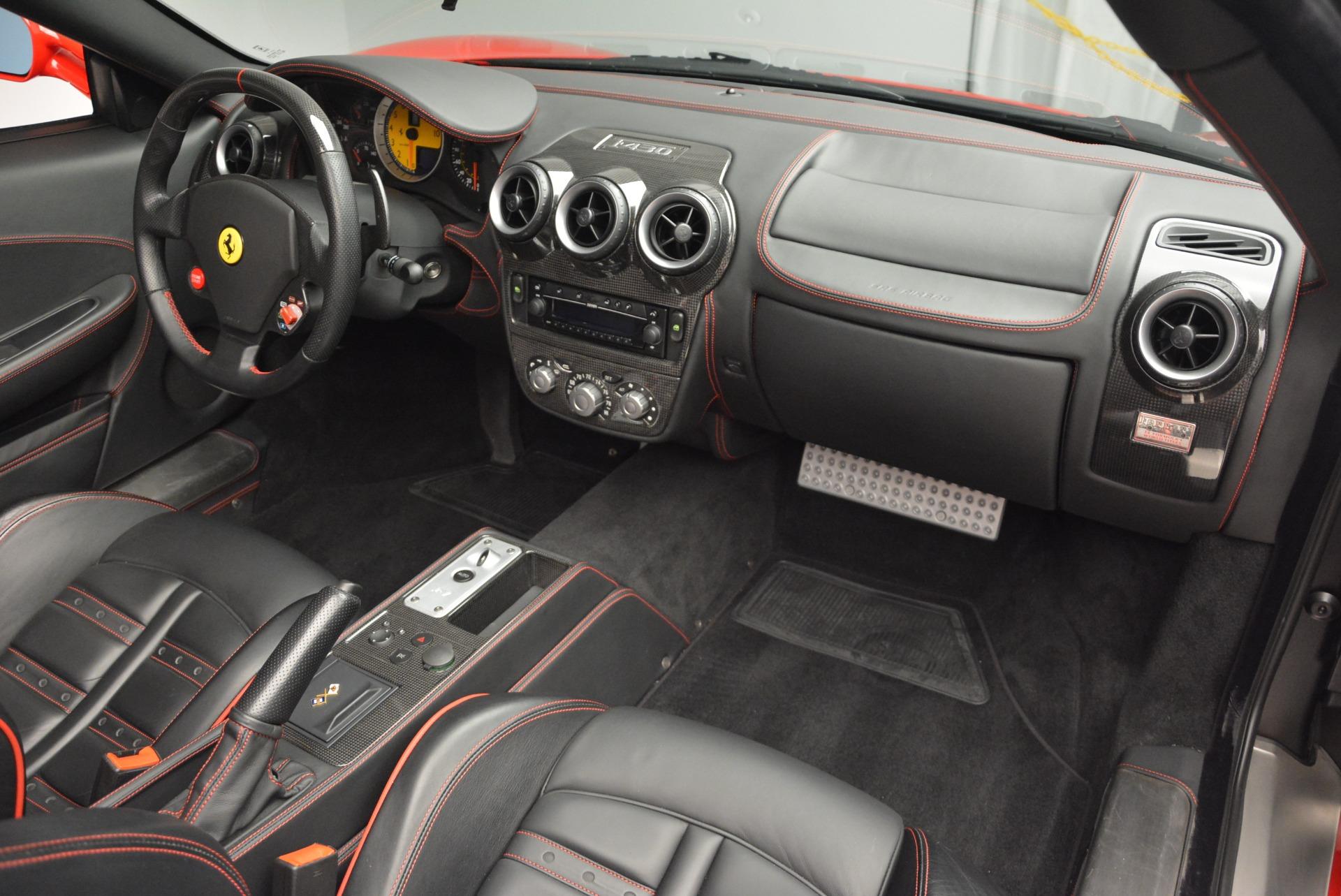 Used 2006 Ferrari F430 SPIDER F1 Spider For Sale In Greenwich, CT 1884_p29