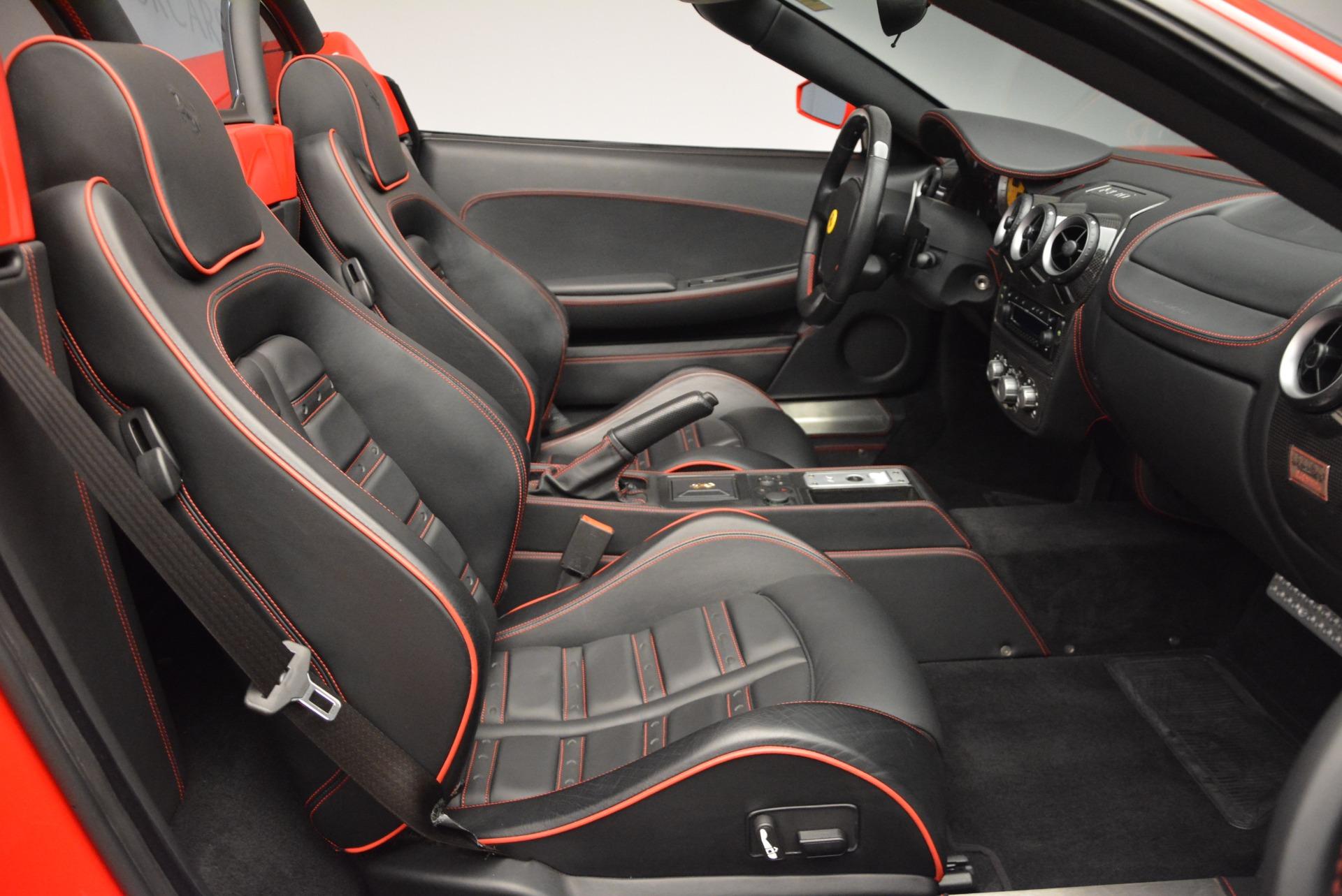 Used 2006 Ferrari F430 SPIDER F1 Spider For Sale In Greenwich, CT 1884_p30