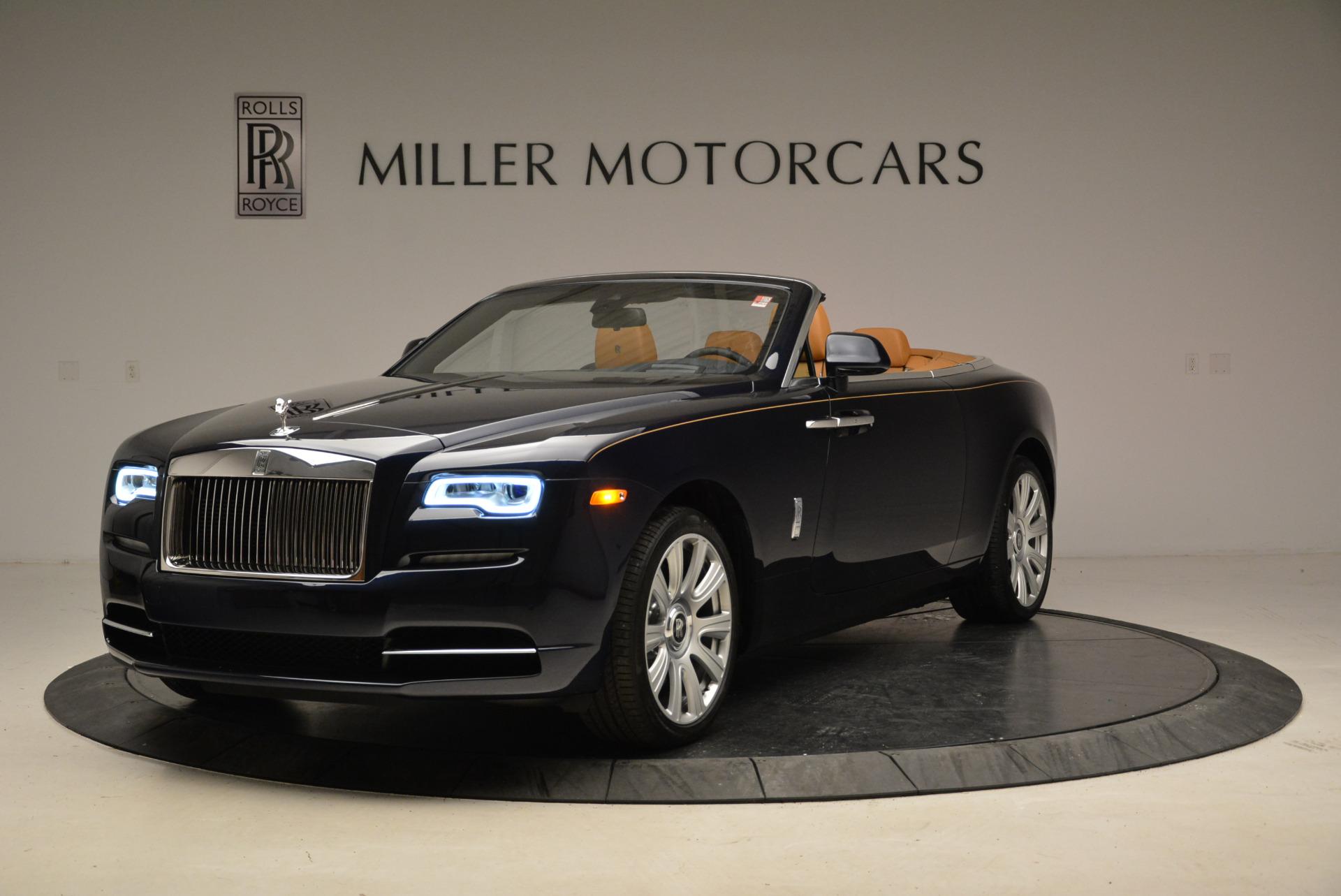 New 2018 Rolls-Royce Dawn  For Sale In Greenwich, CT 1887_main