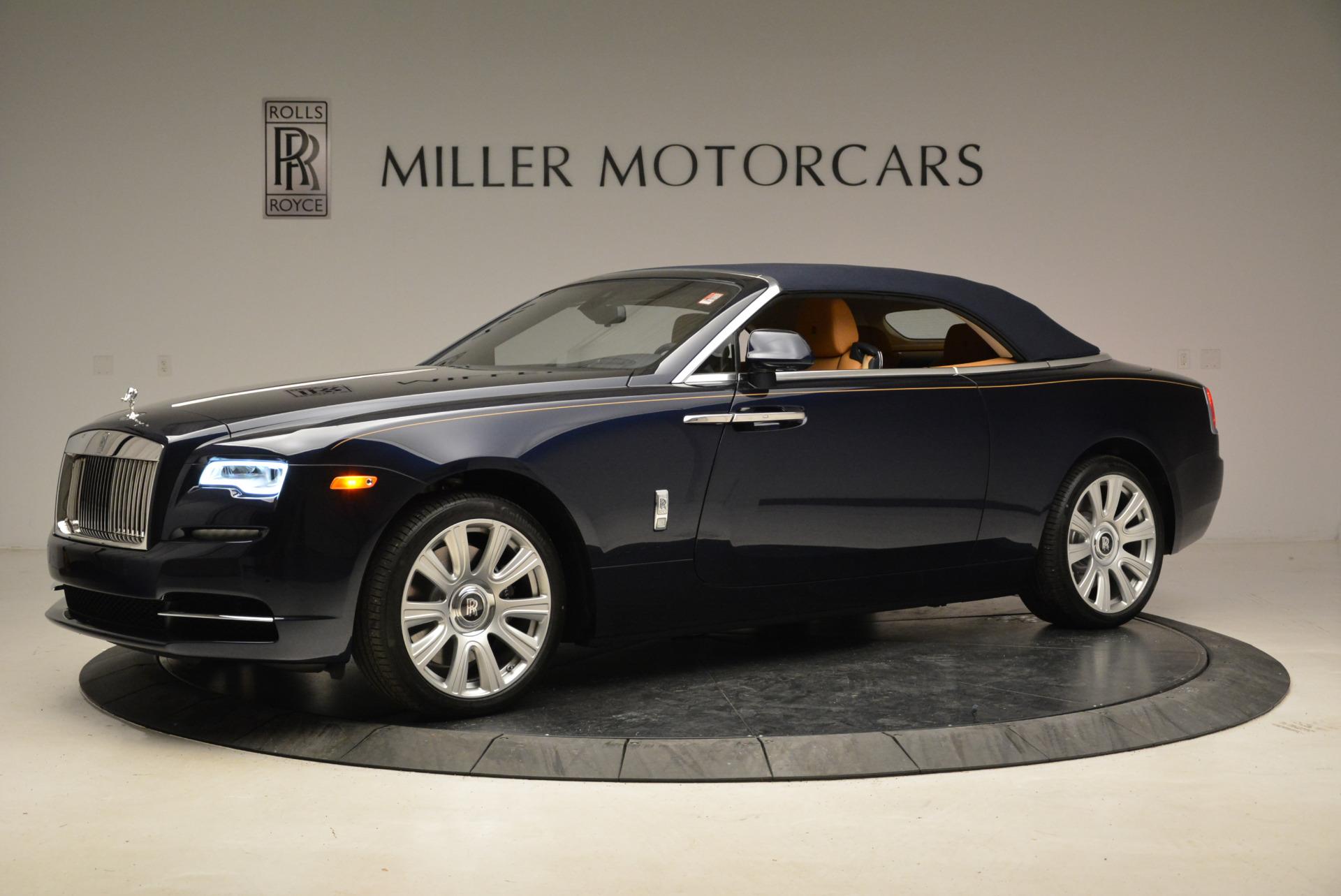 New 2018 Rolls-Royce Dawn  For Sale In Greenwich, CT 1887_p14