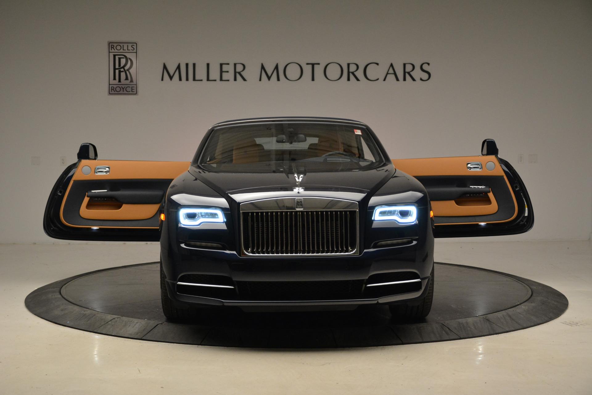 New 2018 Rolls-Royce Dawn  For Sale In Greenwich, CT 1887_p25