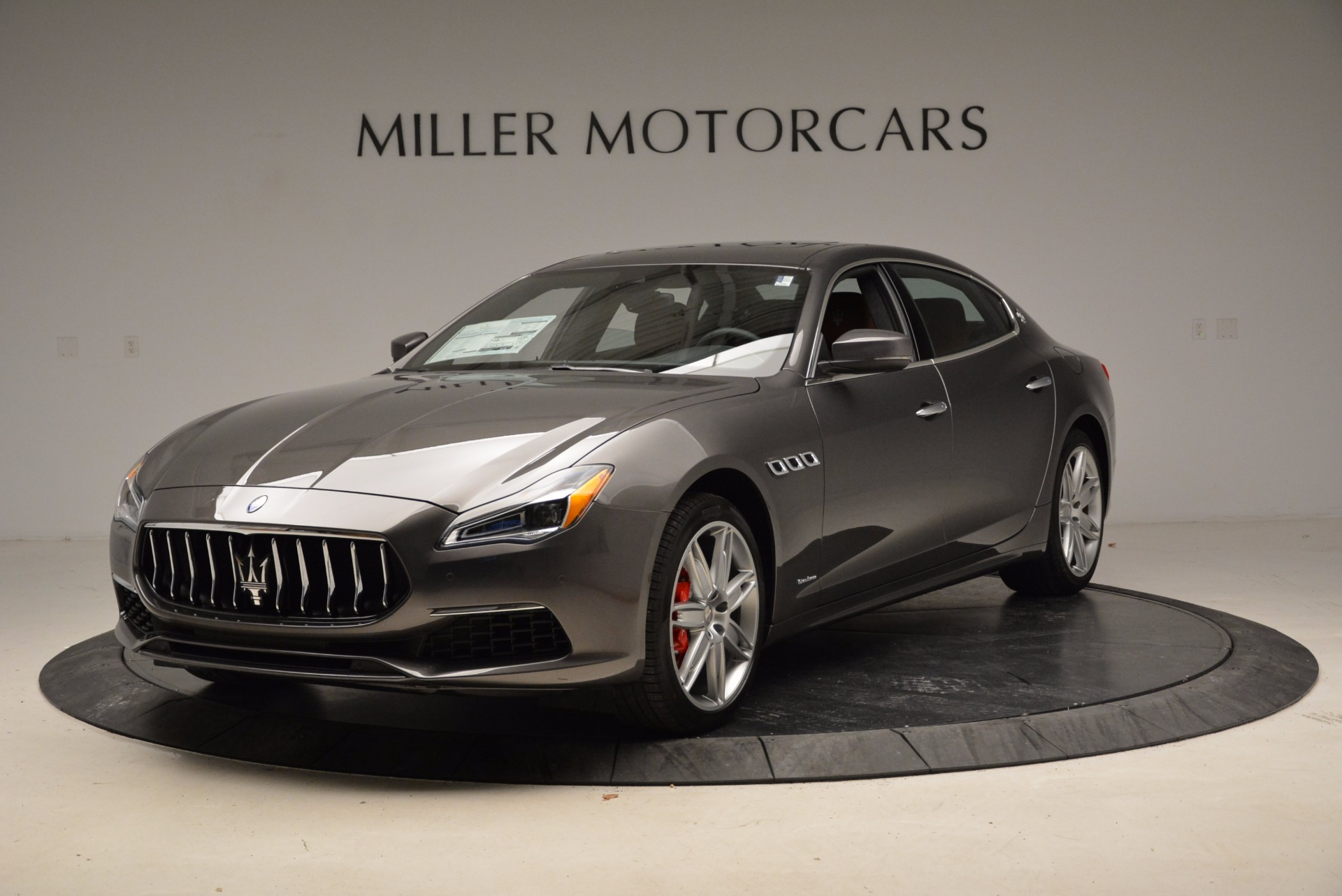New 2018 Maserati Quattroporte S Q4 GranLusso For Sale In Greenwich, CT 1888_main