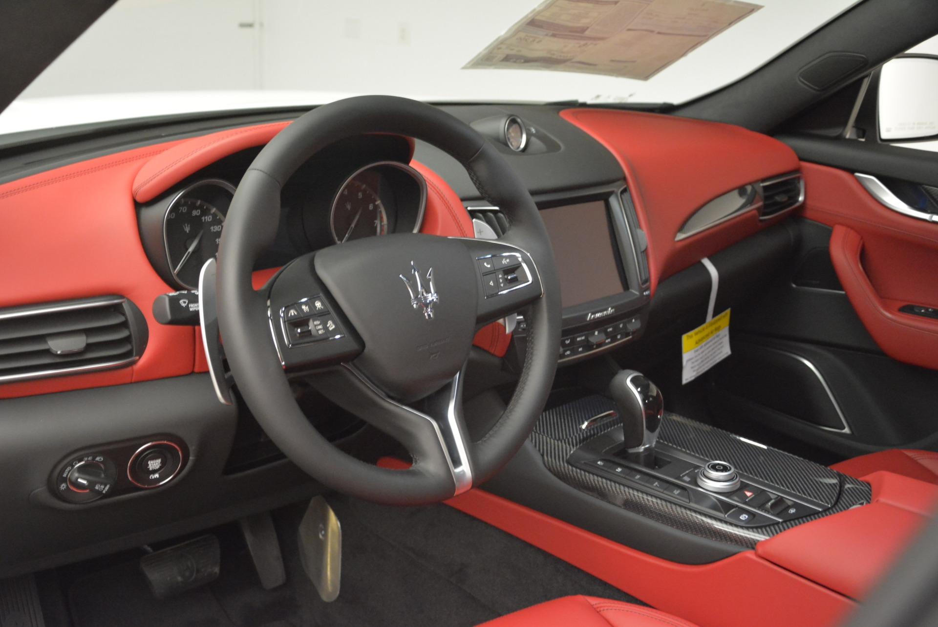 New 2018 Maserati Levante Q4 GranLusso For Sale In Greenwich, CT 1889_p13