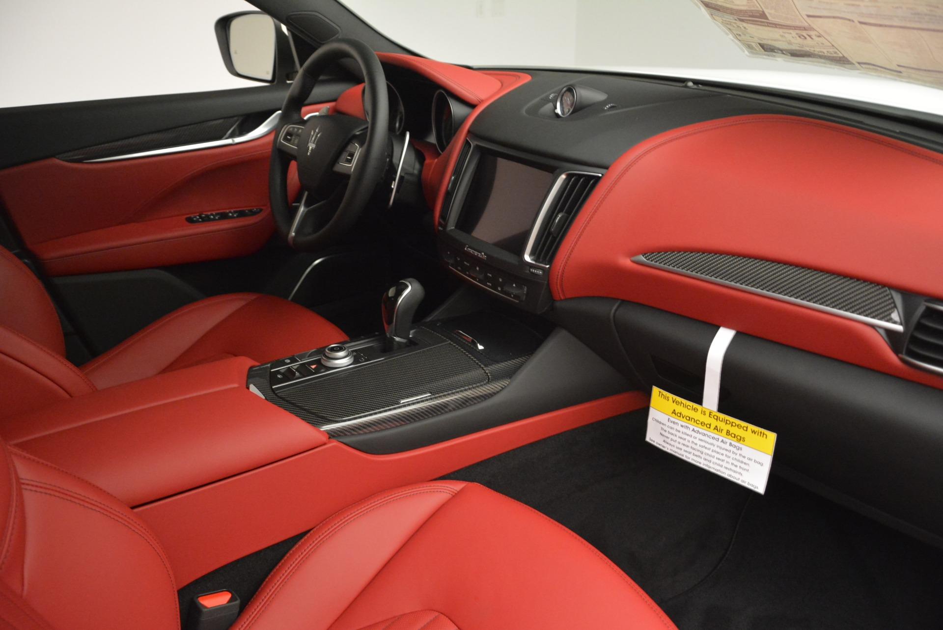 New 2018 Maserati Levante Q4 GranLusso For Sale In Greenwich, CT 1889_p20