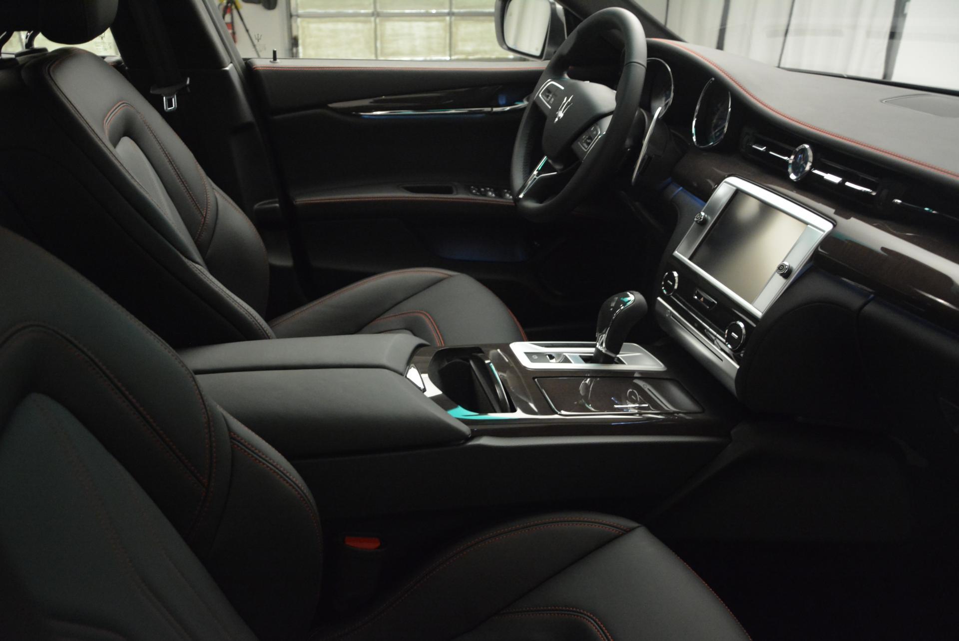 New 2016 Maserati Quattroporte S Q4 For Sale In Greenwich, CT 189_p20