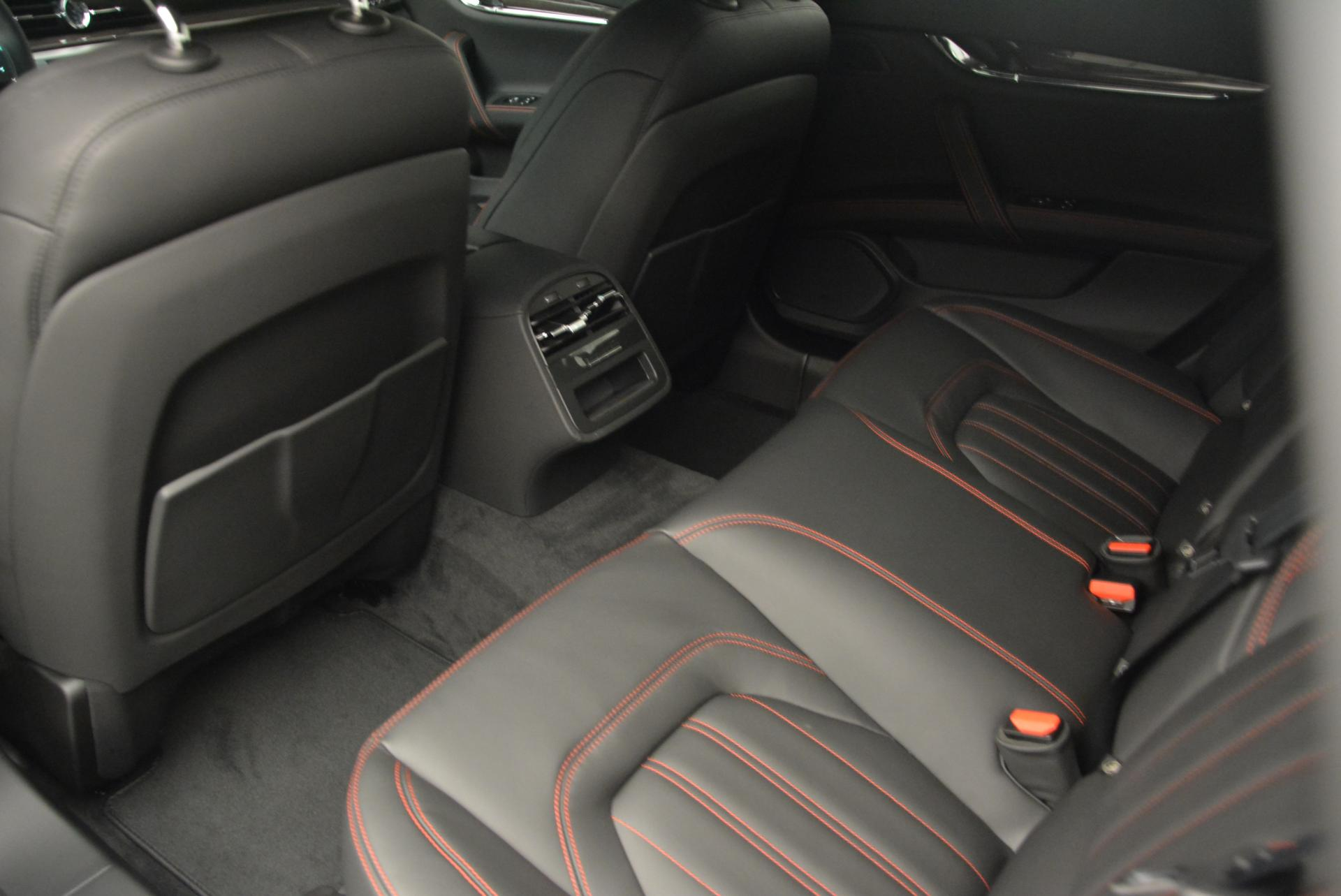 New 2016 Maserati Quattroporte S Q4 For Sale In Greenwich, CT 189_p24