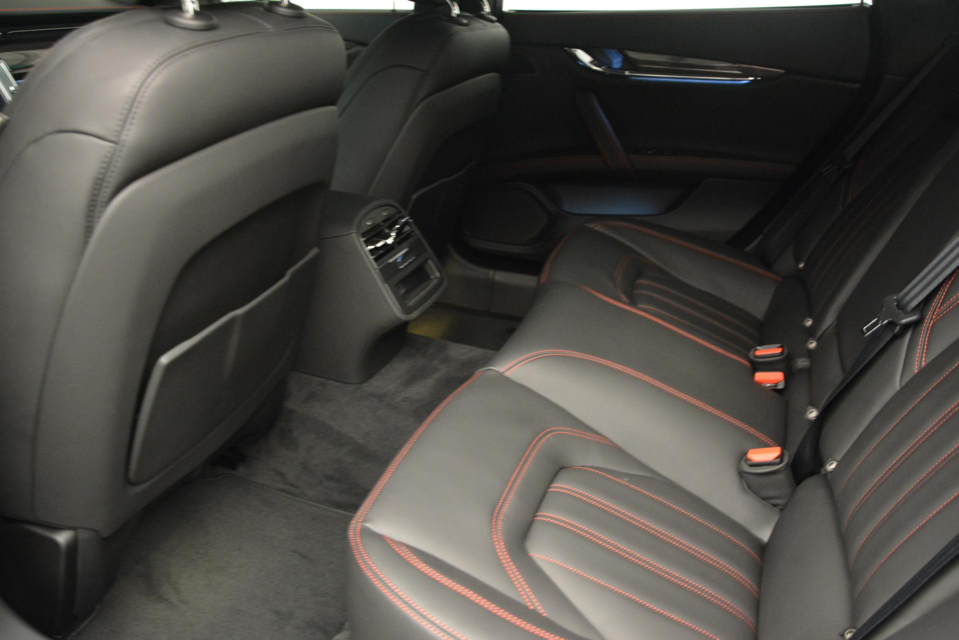 New 2016 Maserati Quattroporte S Q4 For Sale In Greenwich, CT 189_p25