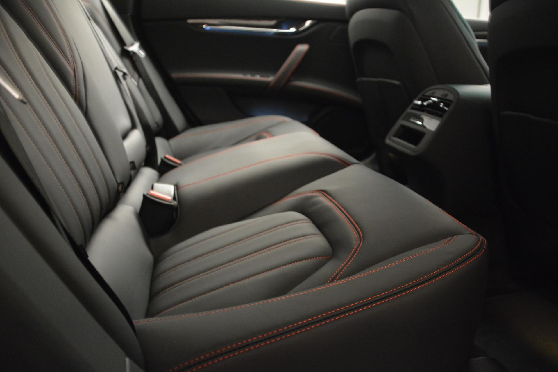 New 2016 Maserati Quattroporte S Q4 For Sale In Greenwich, CT 189_p28