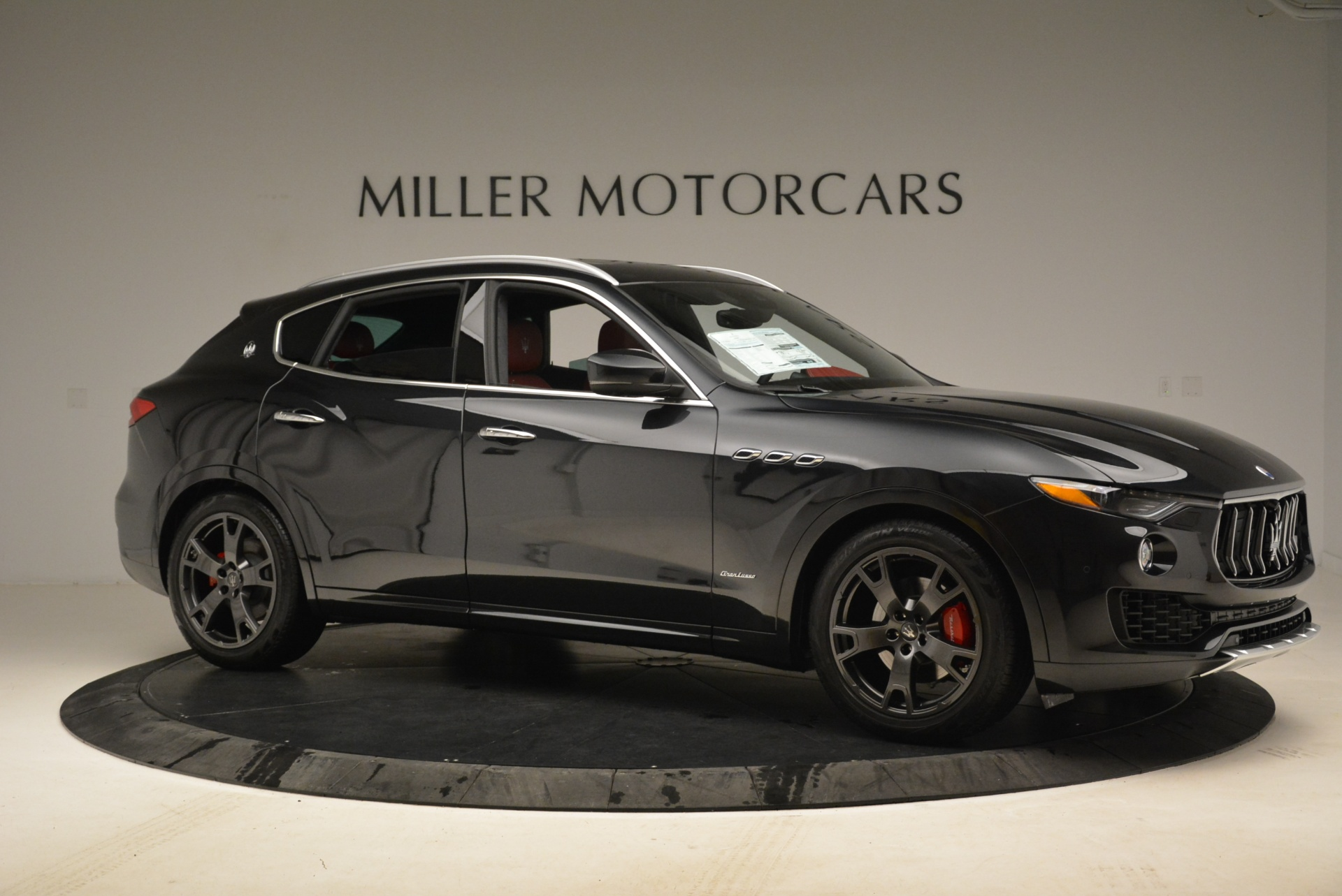 New 2018 Maserati Levante Q4 GranLusso For Sale In Greenwich, CT 1890_p10