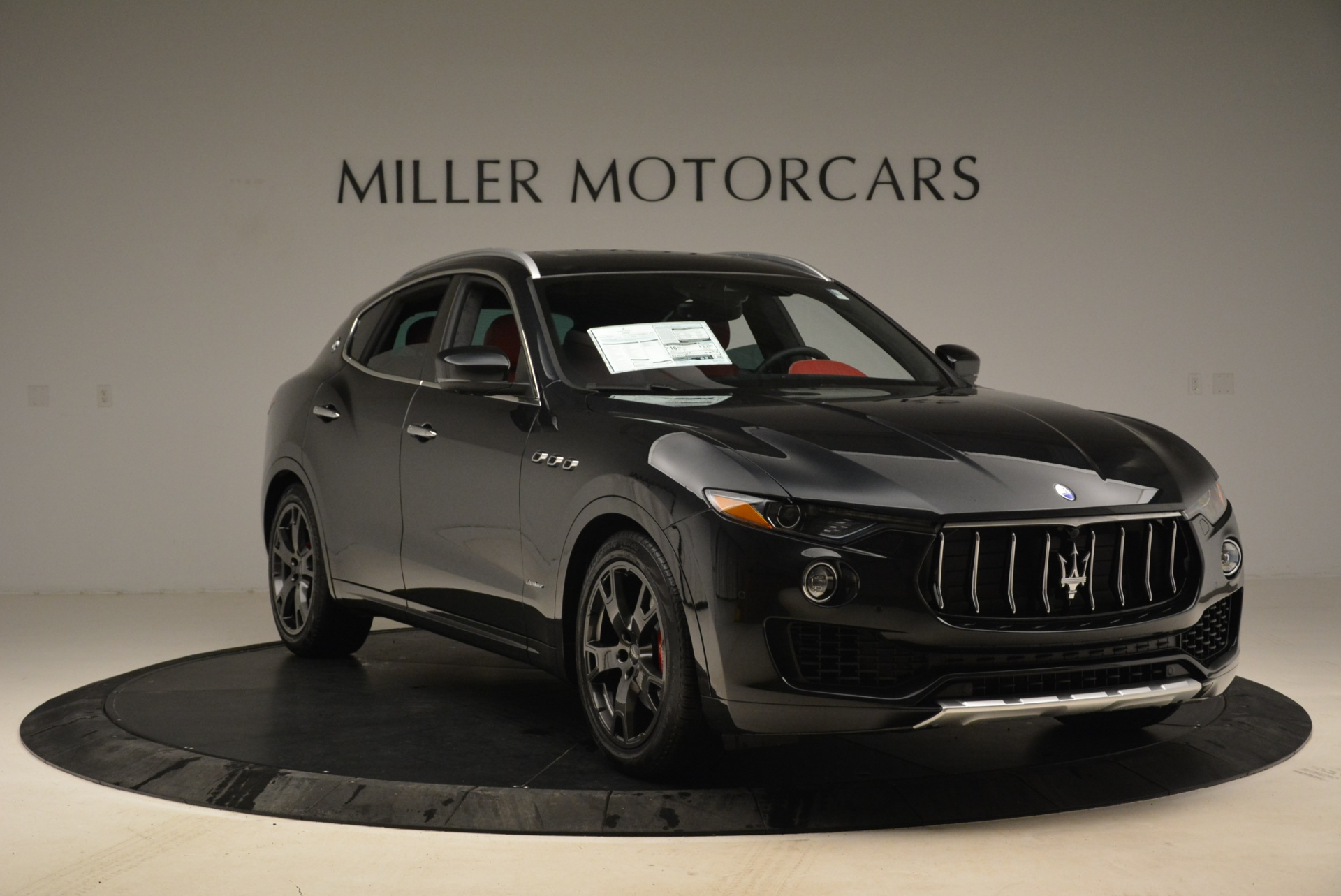 New 2018 Maserati Levante Q4 GranLusso For Sale In Greenwich, CT 1890_p11