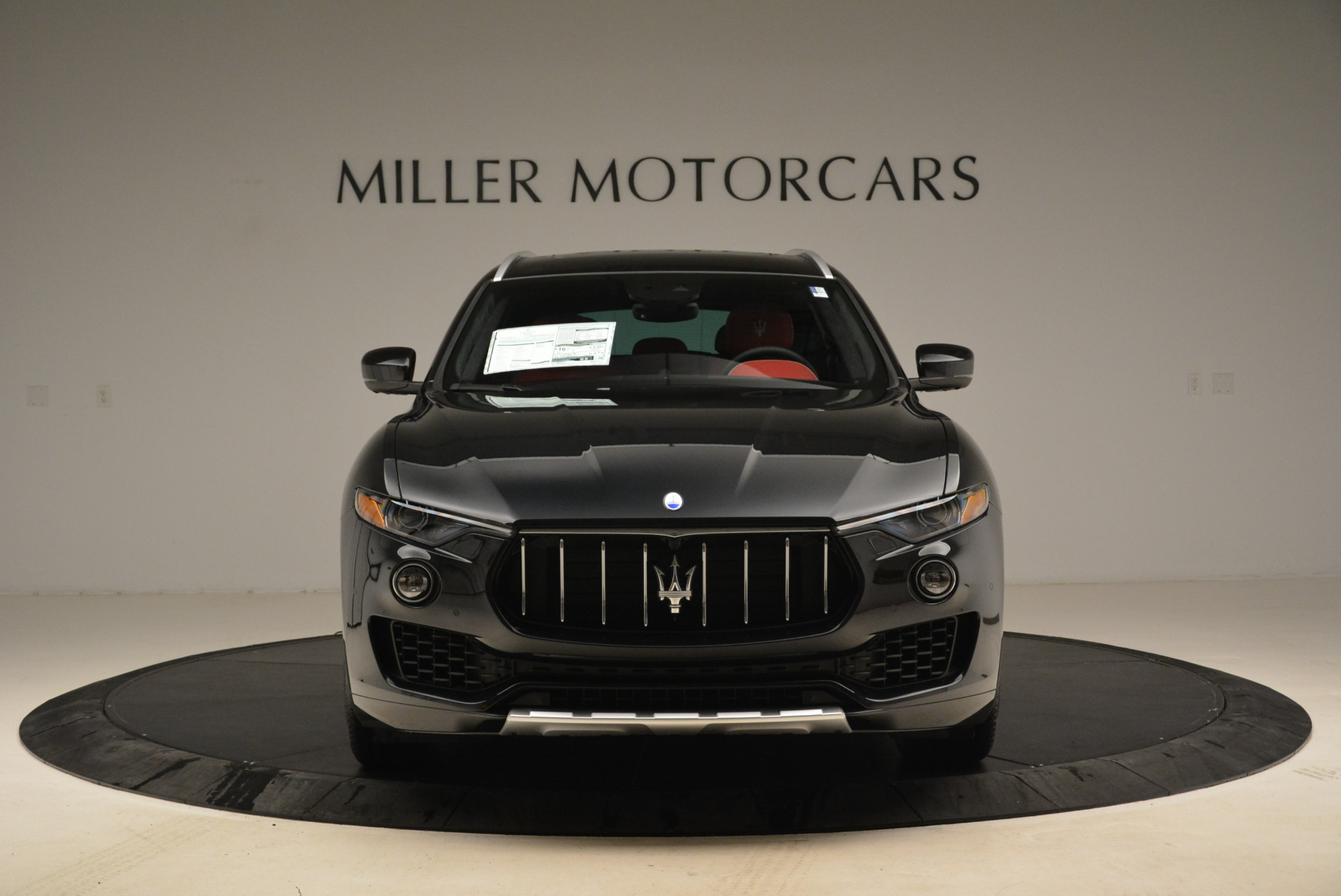 New 2018 Maserati Levante Q4 GranLusso For Sale In Greenwich, CT 1890_p12