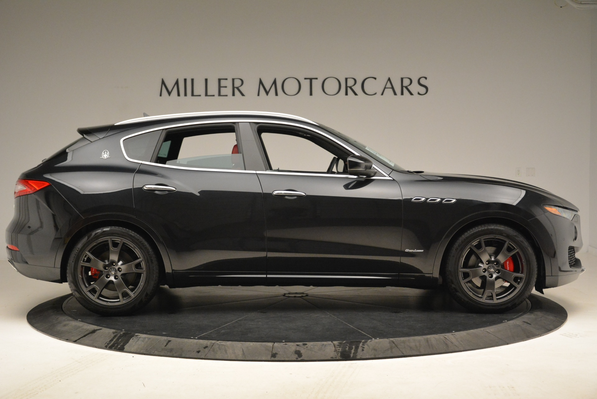 New 2018 Maserati Levante Q4 GranLusso For Sale In Greenwich, CT 1890_p9