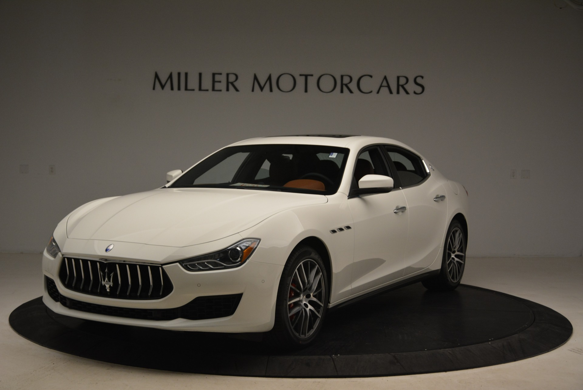 New 2018 Maserati Ghibli S Q4 For Sale In Greenwich, CT 1892_main