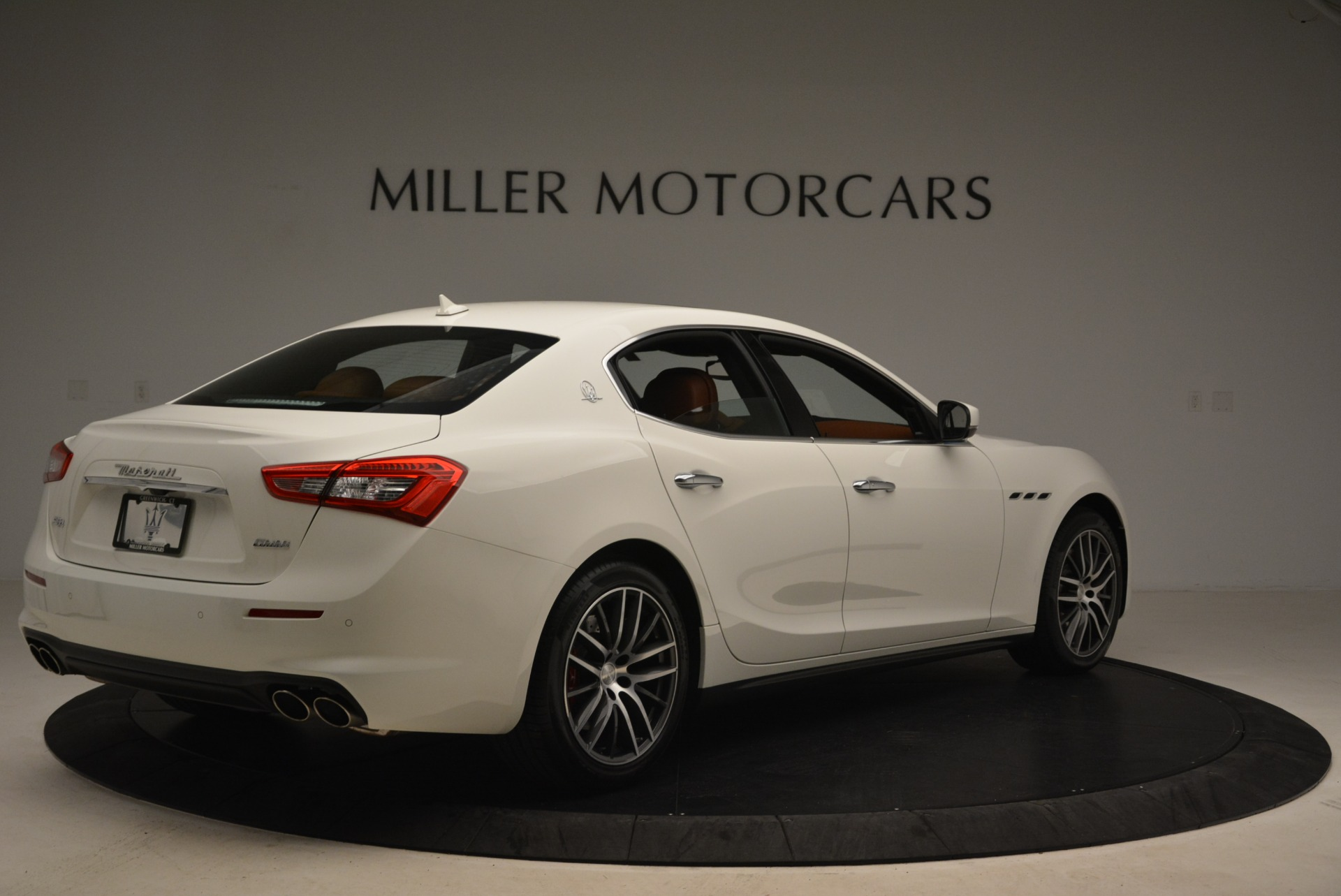 New 2018 Maserati Ghibli S Q4 For Sale In Greenwich, CT 1892_p8