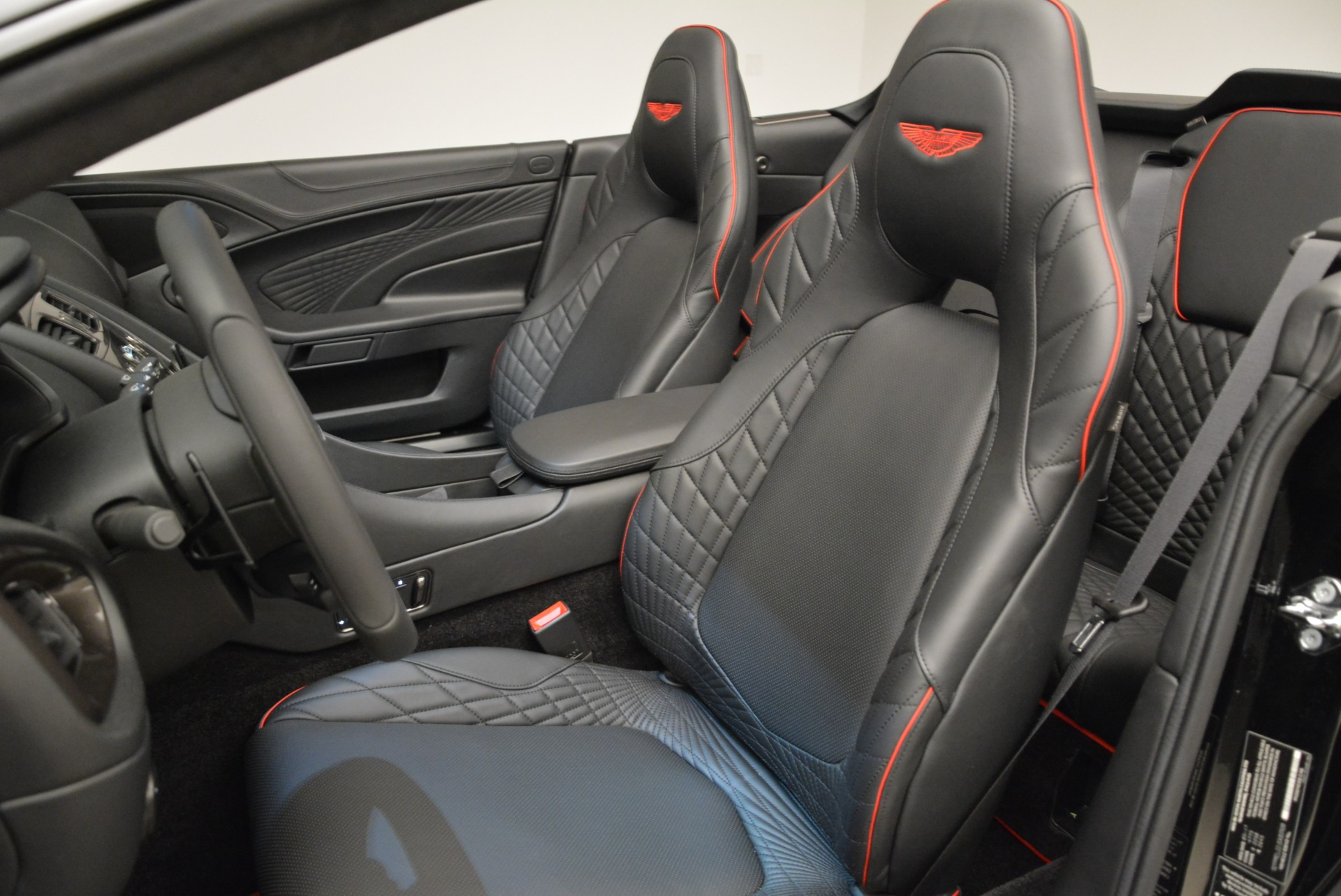 Used 2018 Aston Martin Vanquish S Convertible For Sale In Greenwich, CT 1895_p21