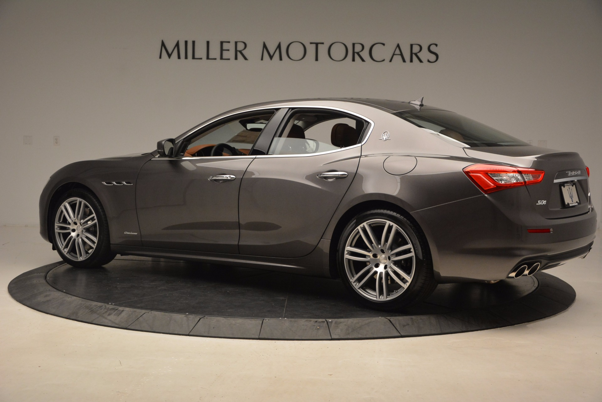 New 2018 Maserati Ghibli S Q4 GranLusso For Sale In Greenwich, CT 1896_p4
