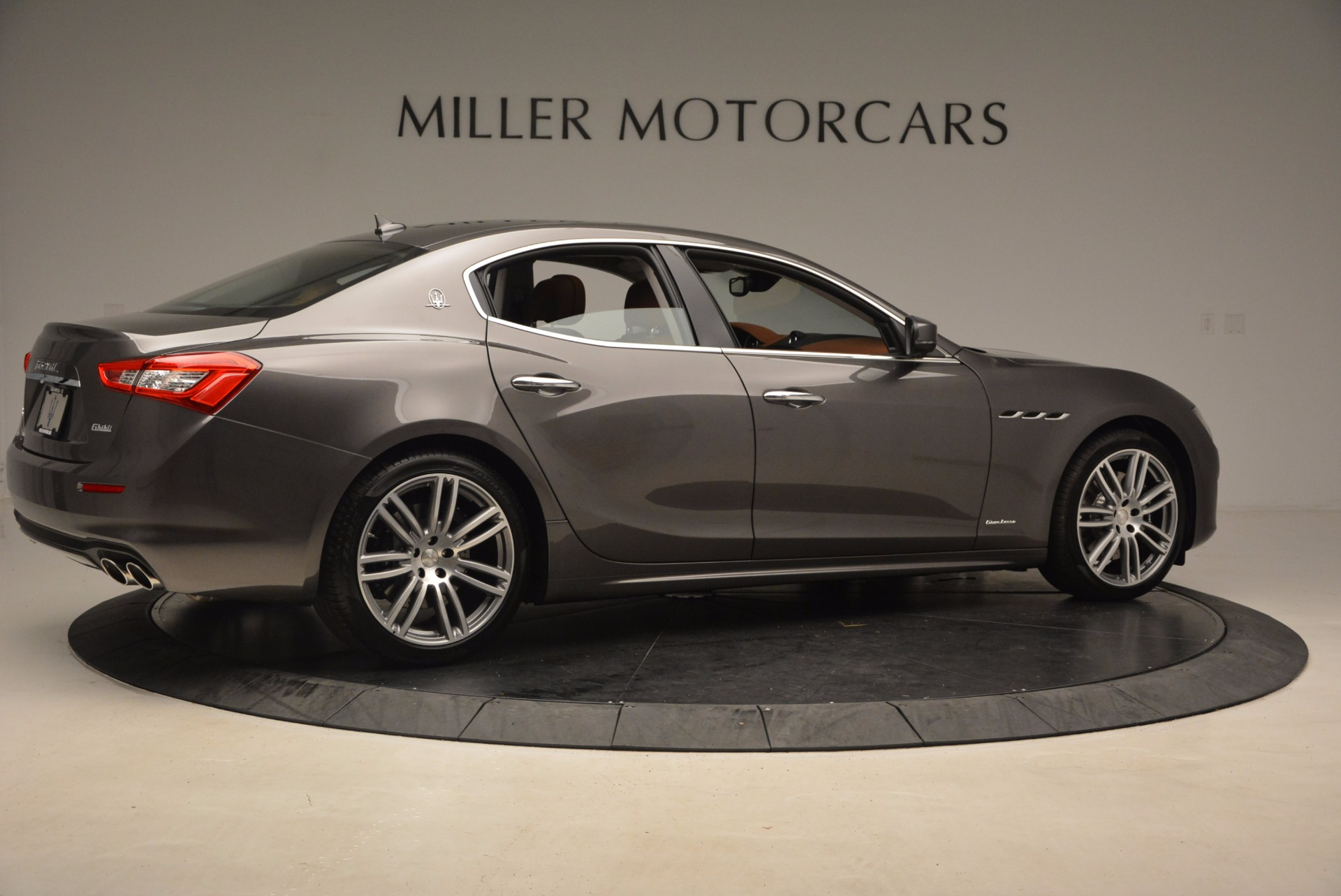 New 2018 Maserati Ghibli S Q4 GranLusso For Sale In Greenwich, CT 1896_p8