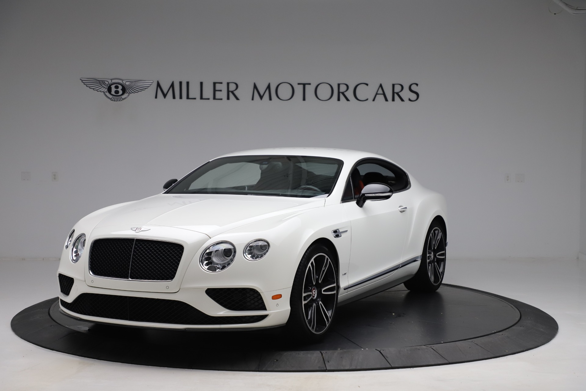 New 2016 Bentley Continental GT V8 S  For Sale In Greenwich, CT